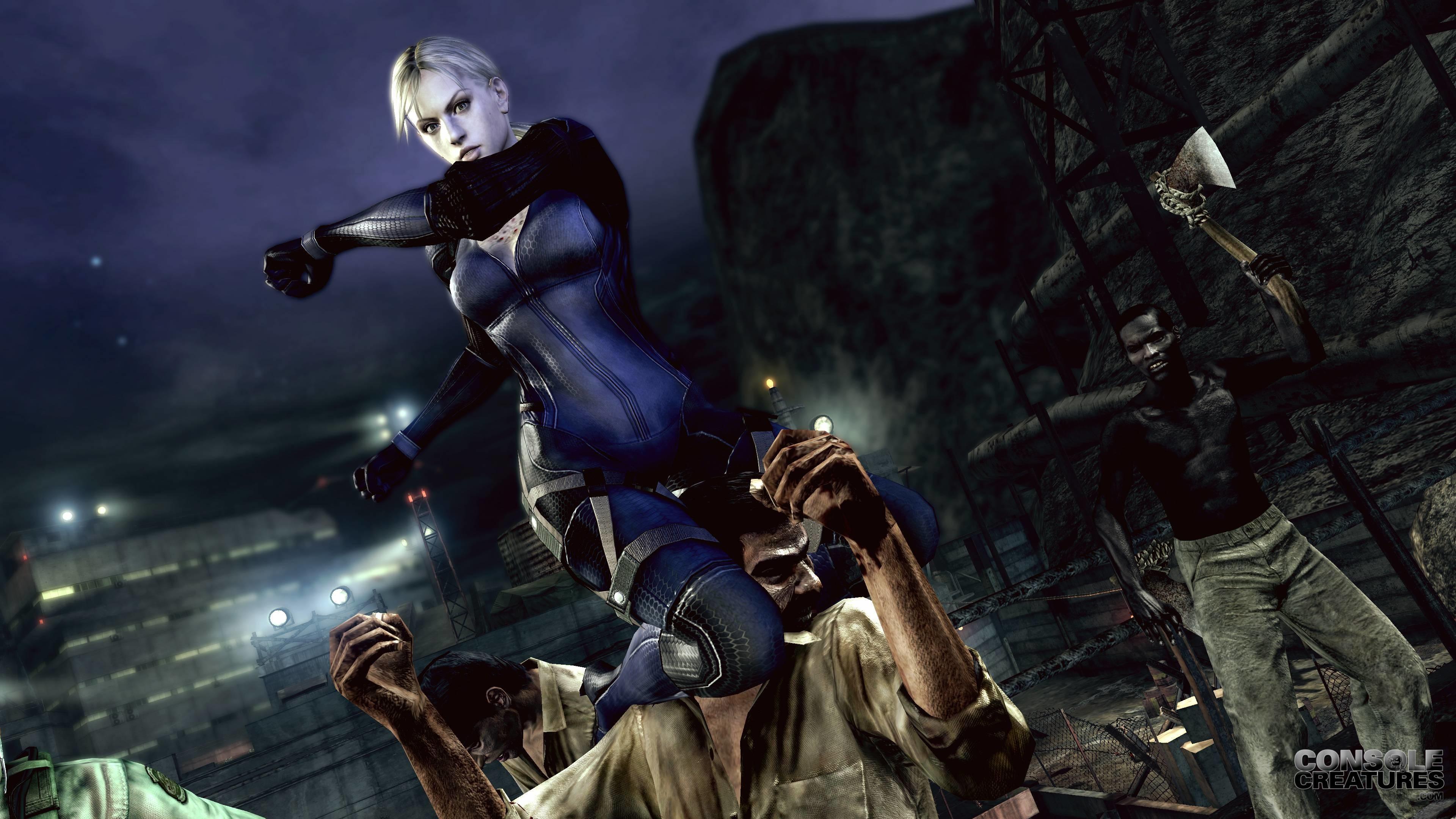 Resident Evil 5 Jill Valentine Wallpaper (76+ images)
