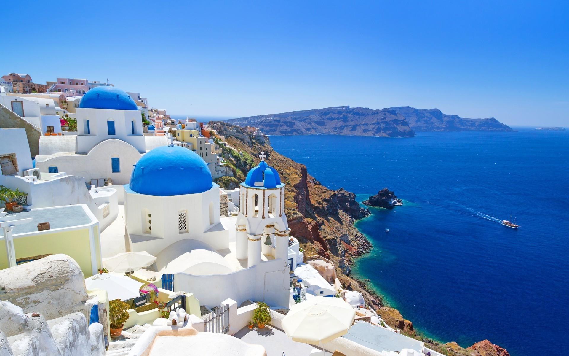 Wallpaper Griechenland