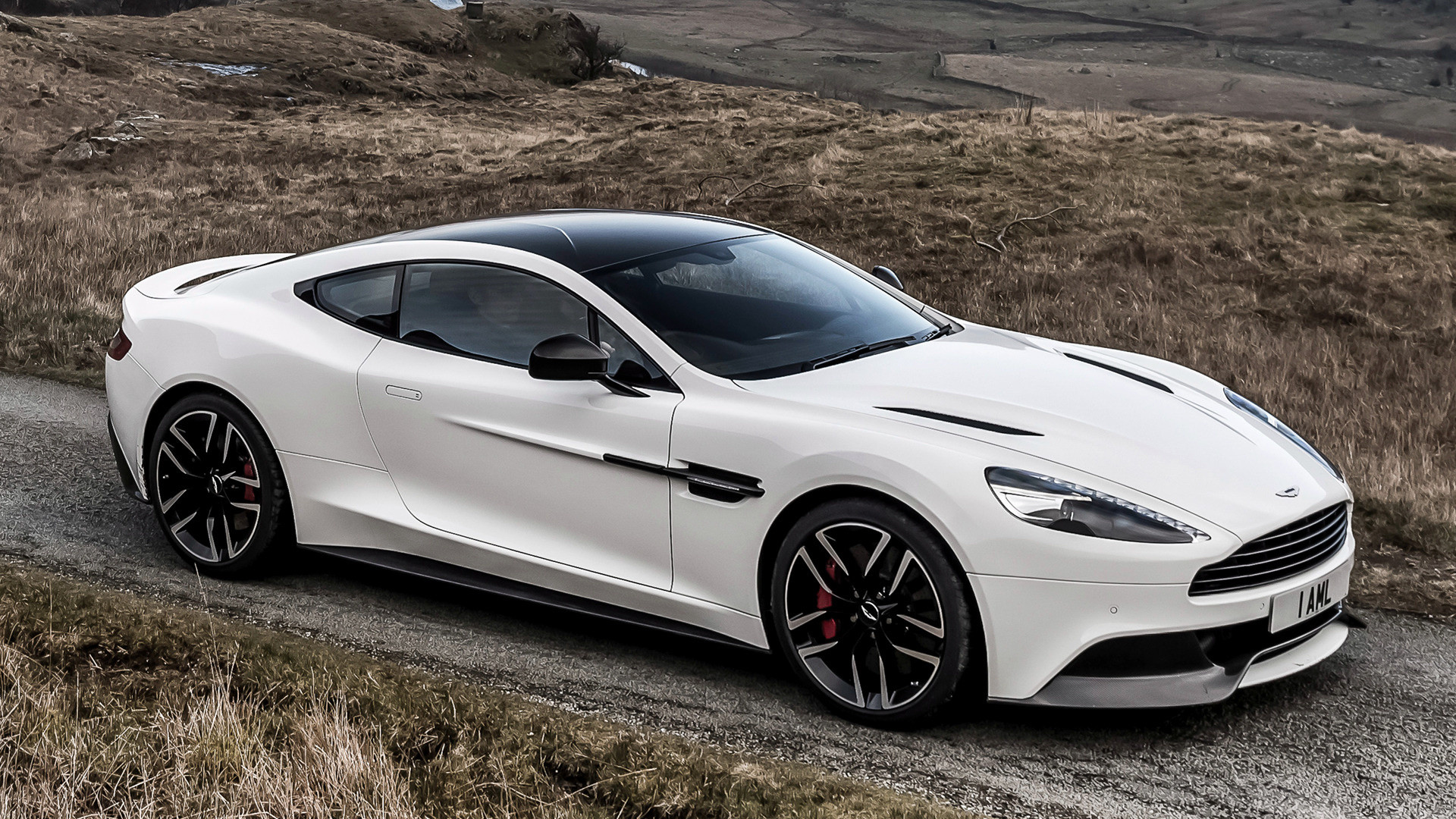 Aston Martin Vanquish 2018 Wallpaper (62+ Images