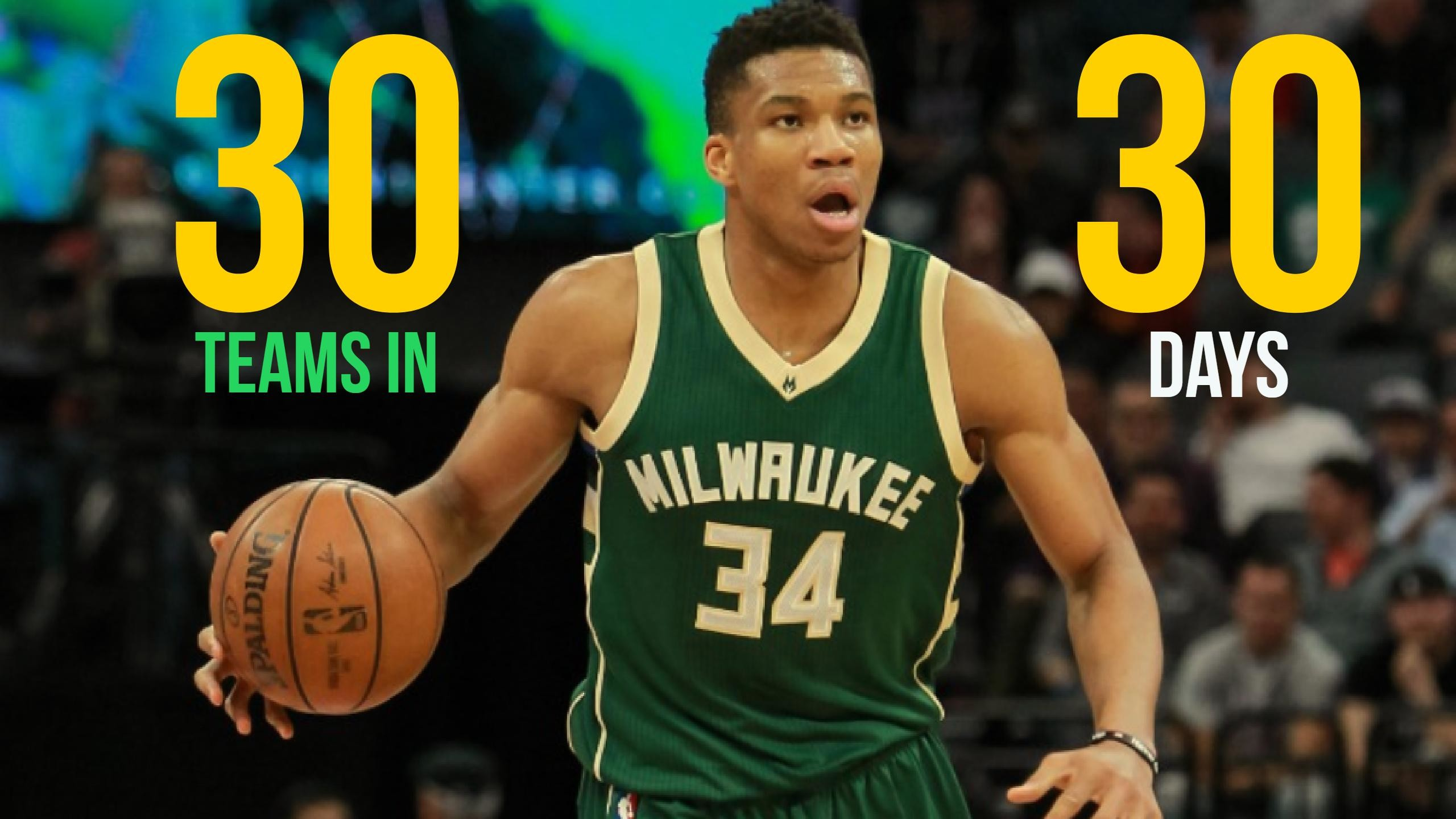 2560x1440 30 teams in 30 days: No Freak accident - Milwaukee Bucks could surprise