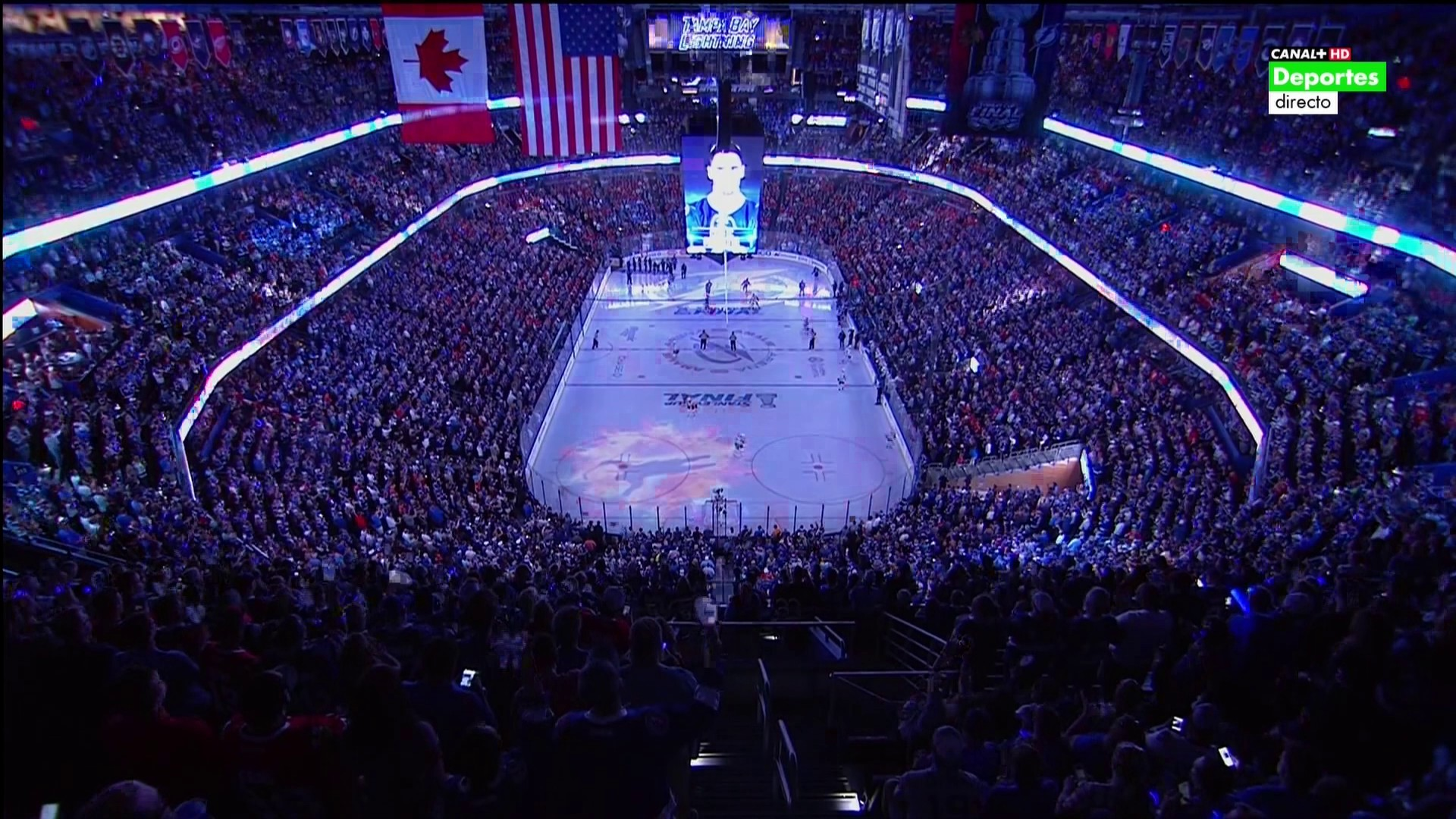 1920x1080 NHL 2014-15 - STANLEY CUP Game 5-13/06/2015- Chicago Blackhawks @ Tampa Bay  Lightning