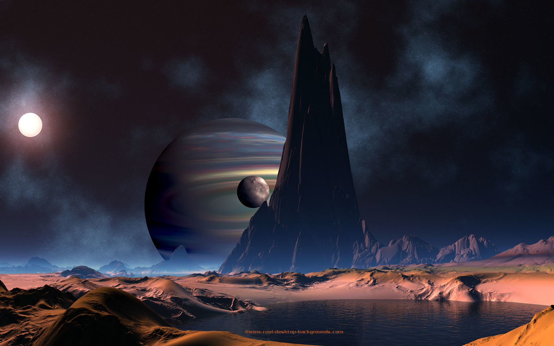 1920x1200 Background Backgrounds Space Planet Scifi Planets Desktop wallpapers .