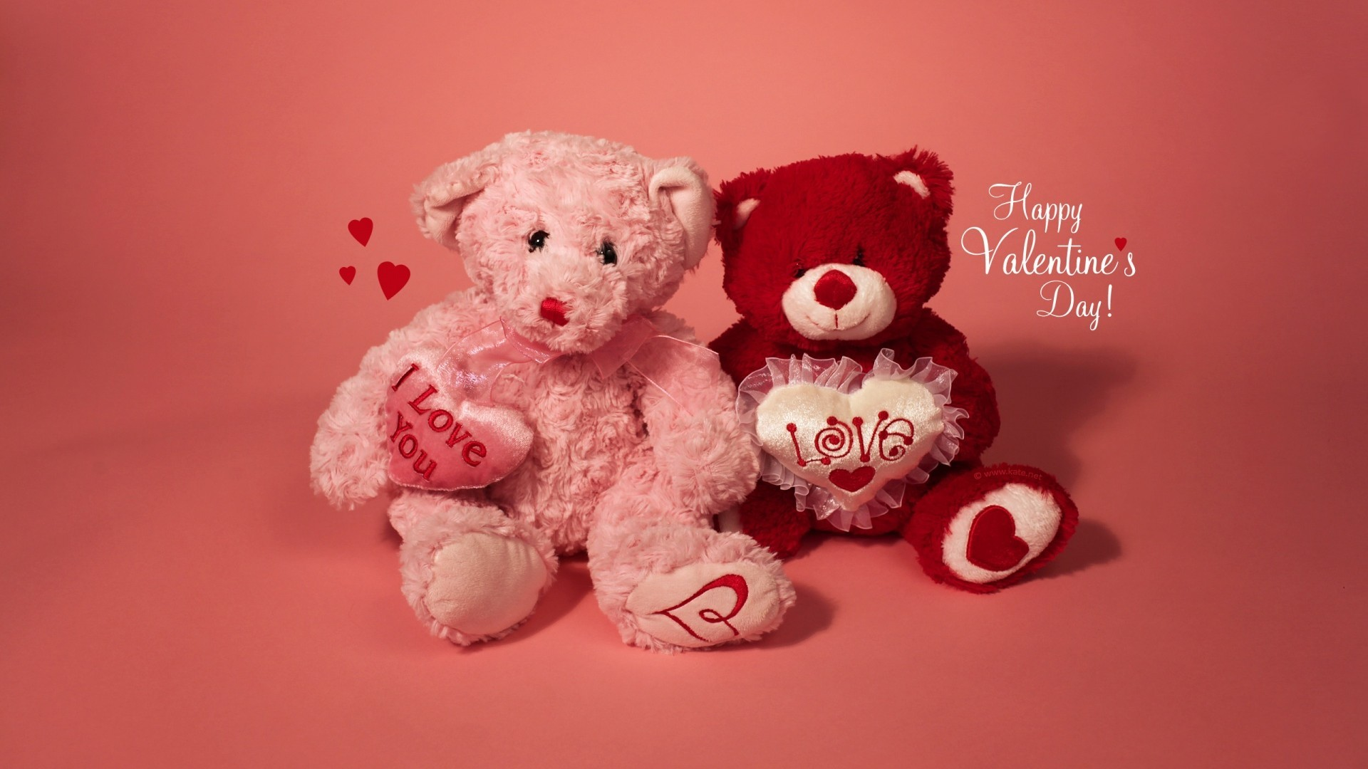 1920x1080 Free Download Valentines Day Teddy Bear Wallpaper - Valentines Day Teddy  Bear Wallpaper for Desktop.