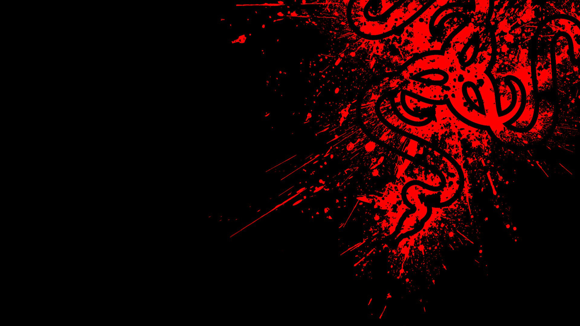 Red Razer Wallpaper Hd 78 Images