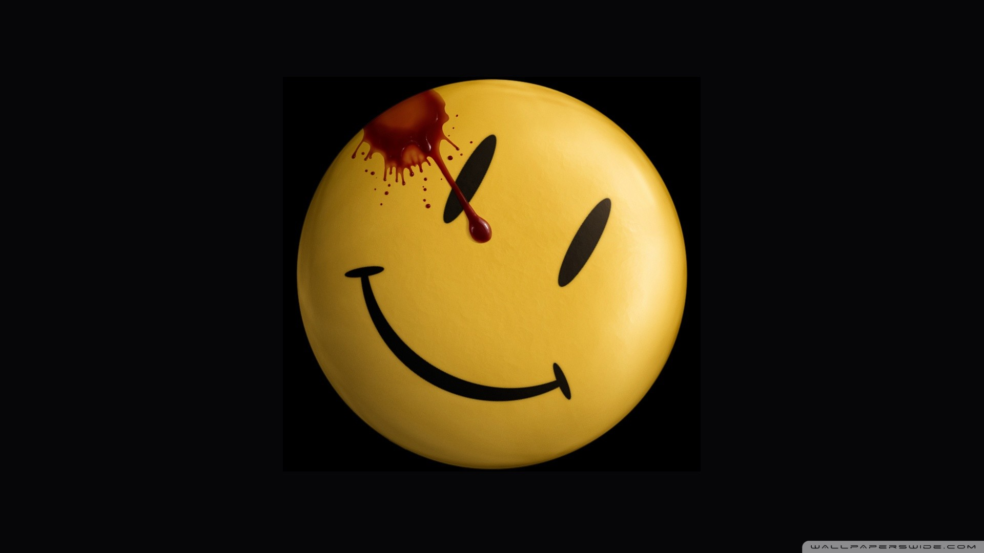 1920x1080 watchmen smiley 4k hd desktop wallpaper for 4k ultra hd tv u2022 wide rh  wallpaperswide com wallpaper desktop smiley faces