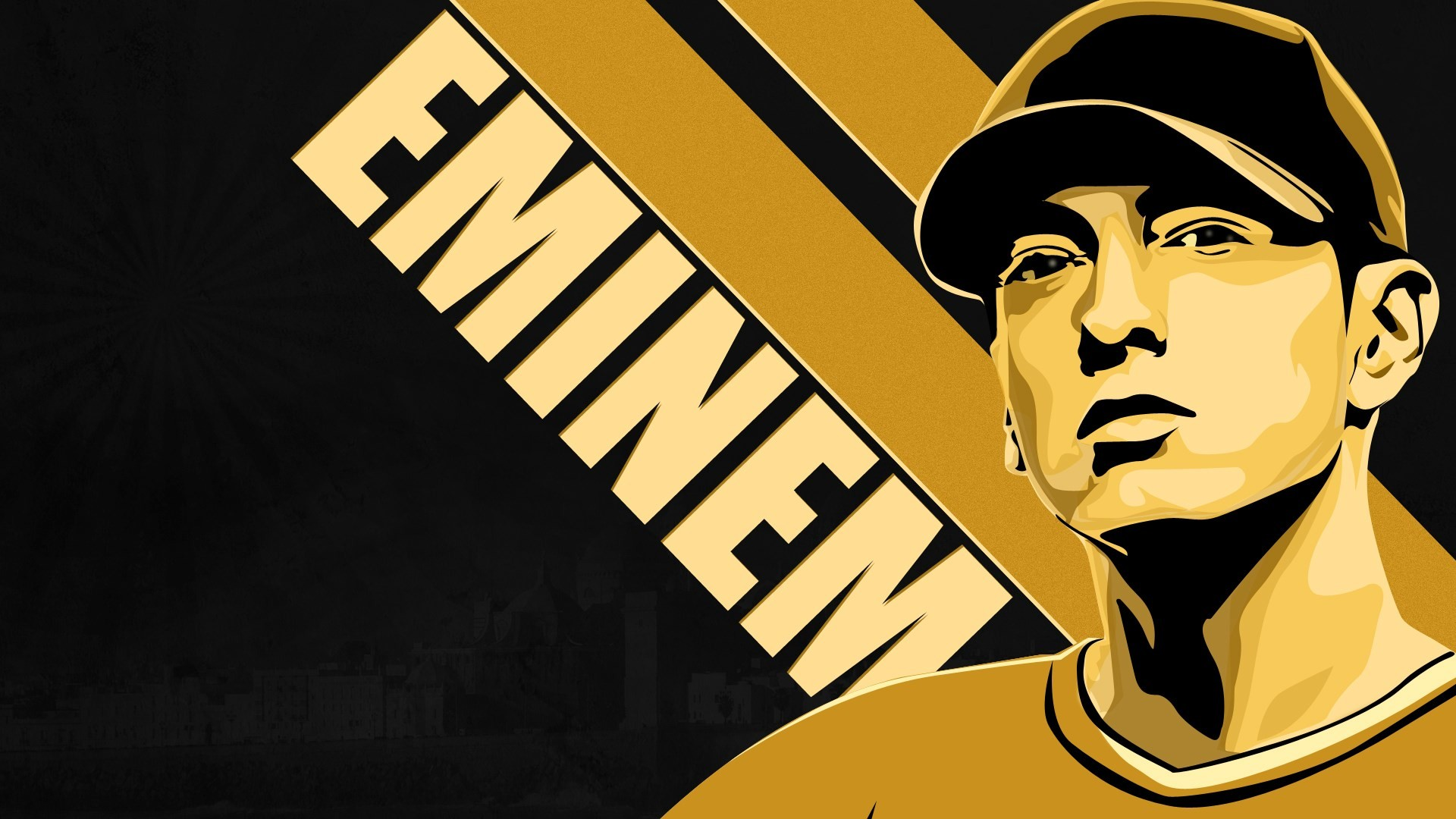 1920x1080 Background In High Quality - eminem