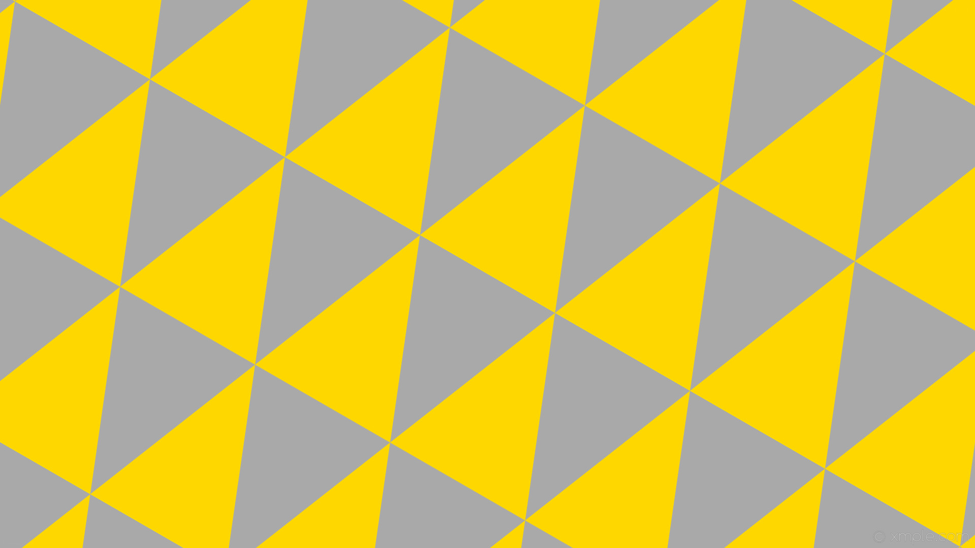 1920x1080 wallpaper yellow grey triangle dark gray gold #a9a9a9 #ffd700 330° 307px  767px