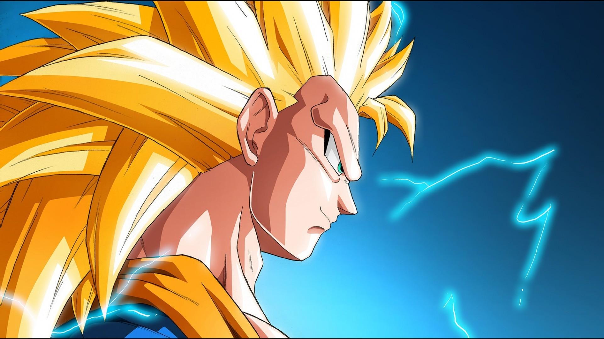 Goku 1 20super Saian Download: Super Saiyan 4 Goku And Vegeta Wallpapers (60+ Images