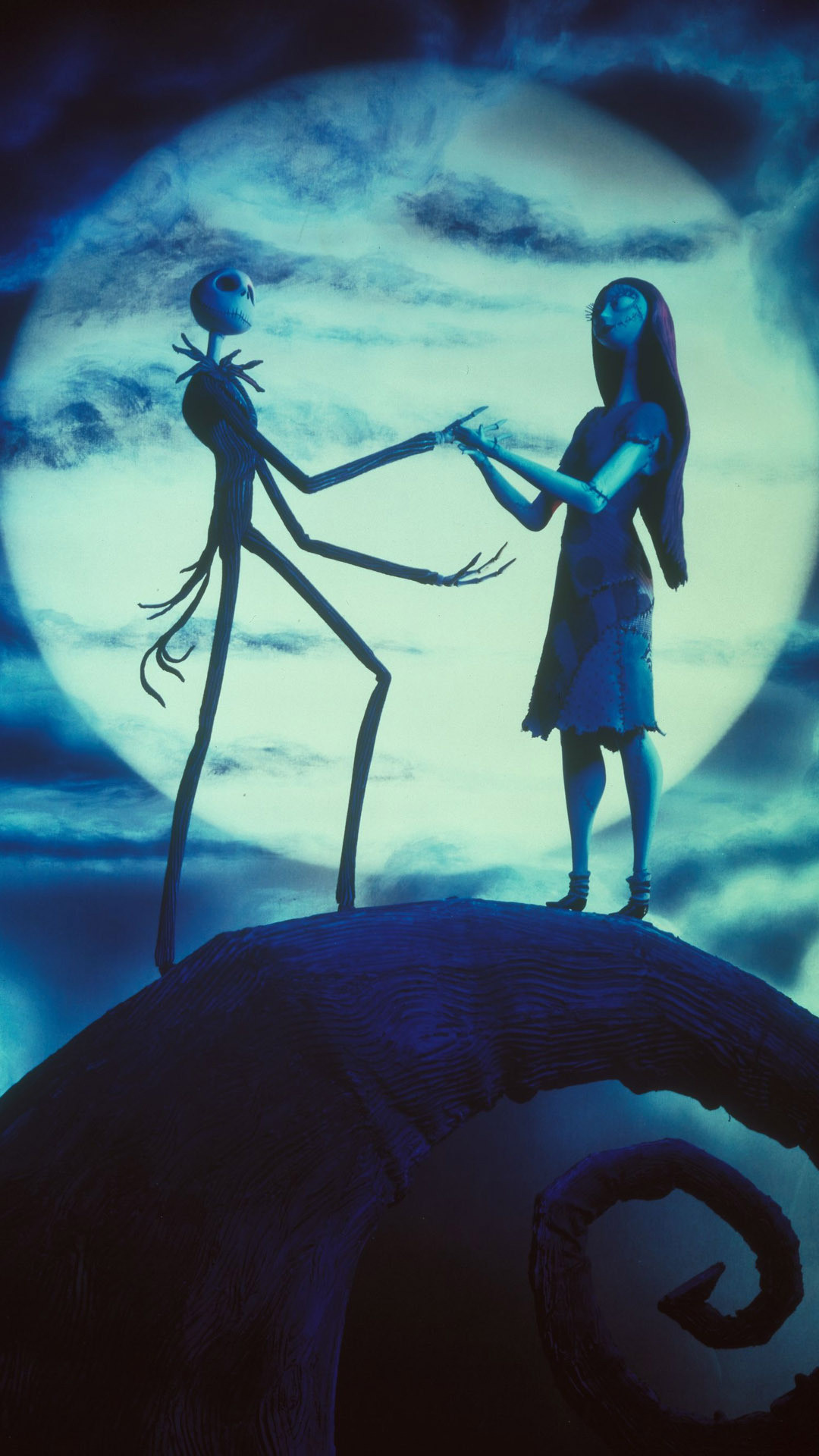 1080x1920 Funny wallpapers|HD wallpapers: nightmare before christmas wallpaper ...
