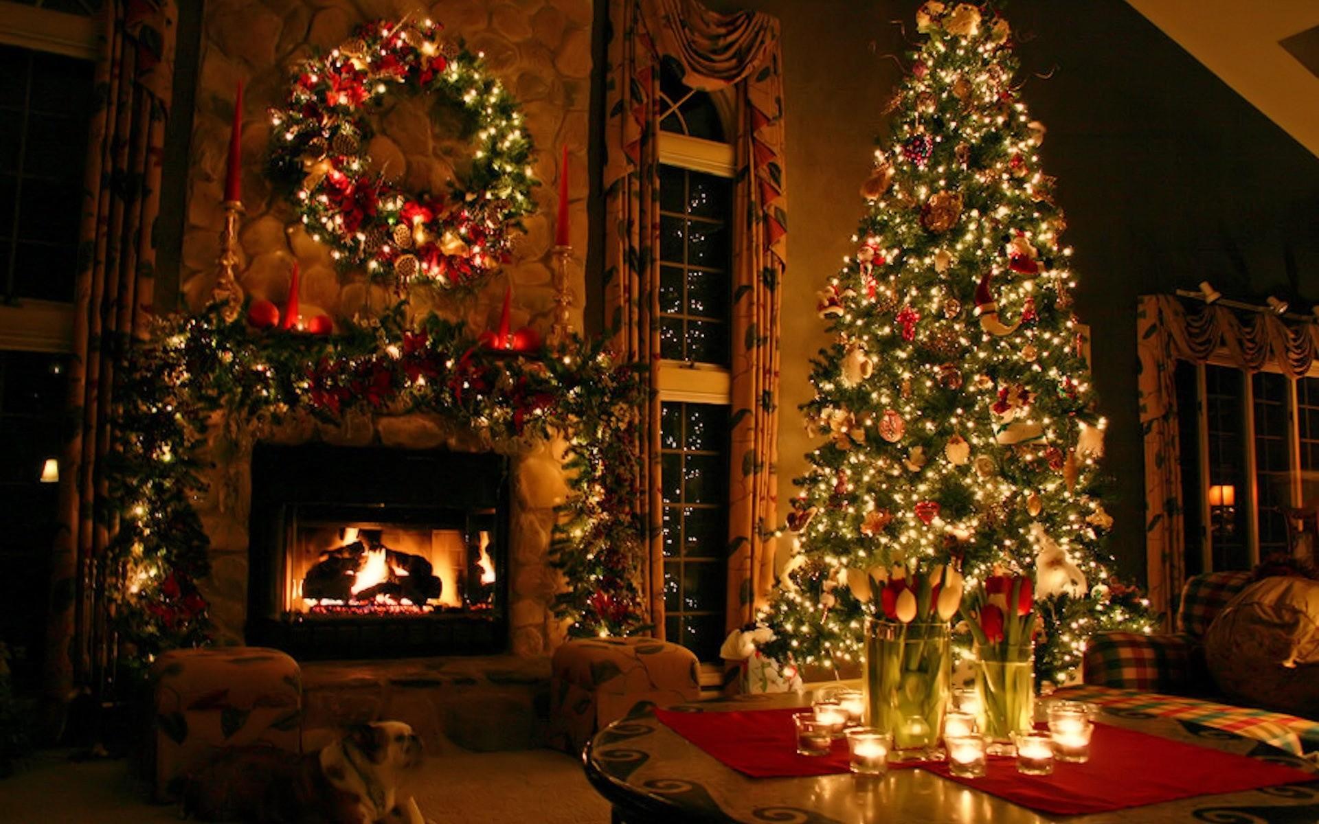 Christmas Desktop Background 60 Images