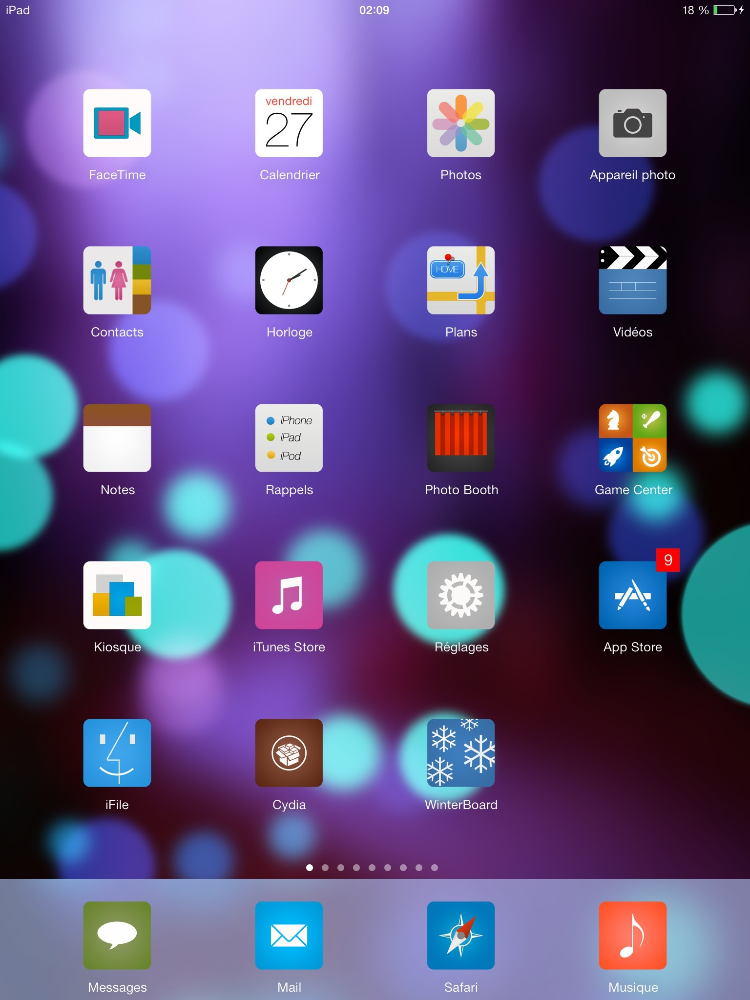 1536x2048 08 iPad HD Dynamic Wallpaper for iOS 7 - 1.1 - Themes
