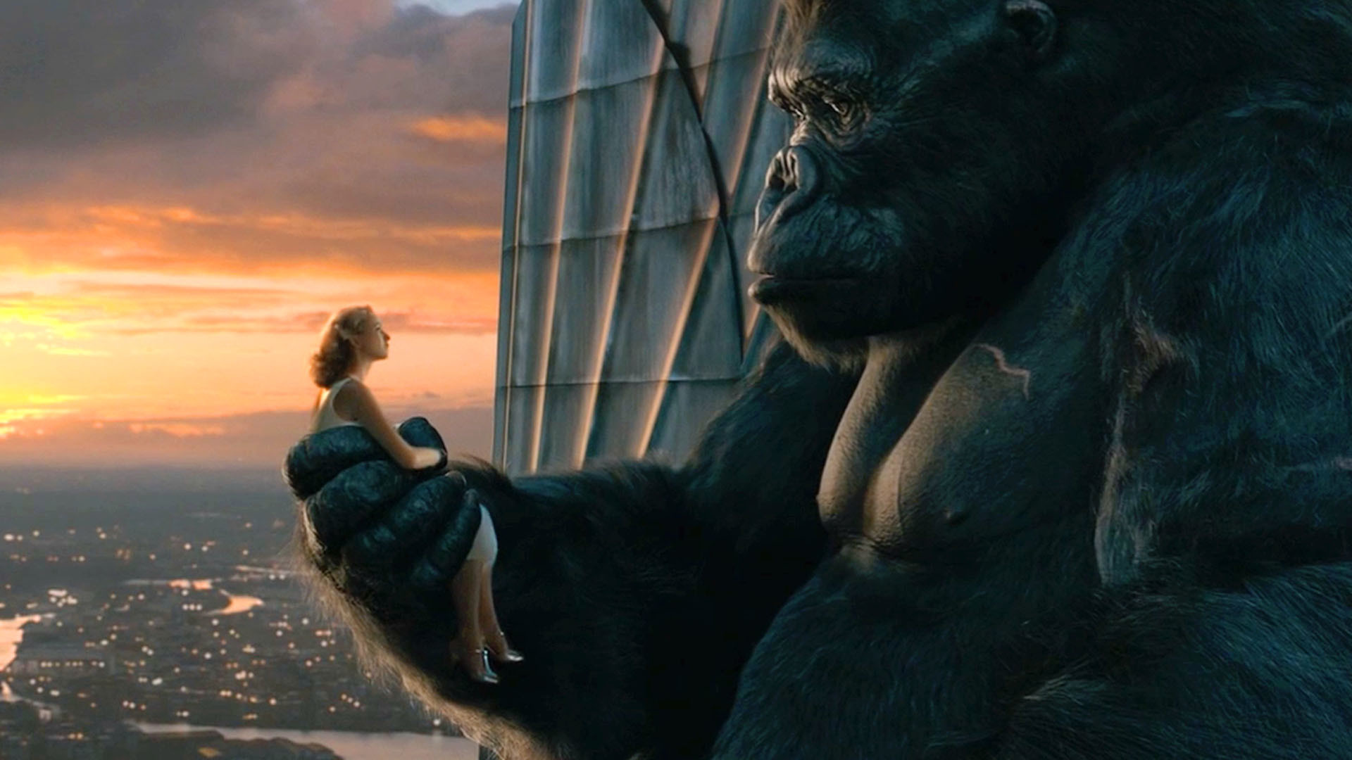 1920x1080 King Kong Official Clip - Giant Bug Attack - 2005 | Fandango MOVIECLIPS