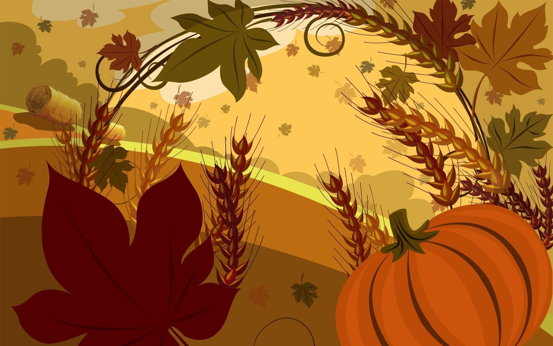 1920x1200 Free Pumpkin Backgrounds Page 1