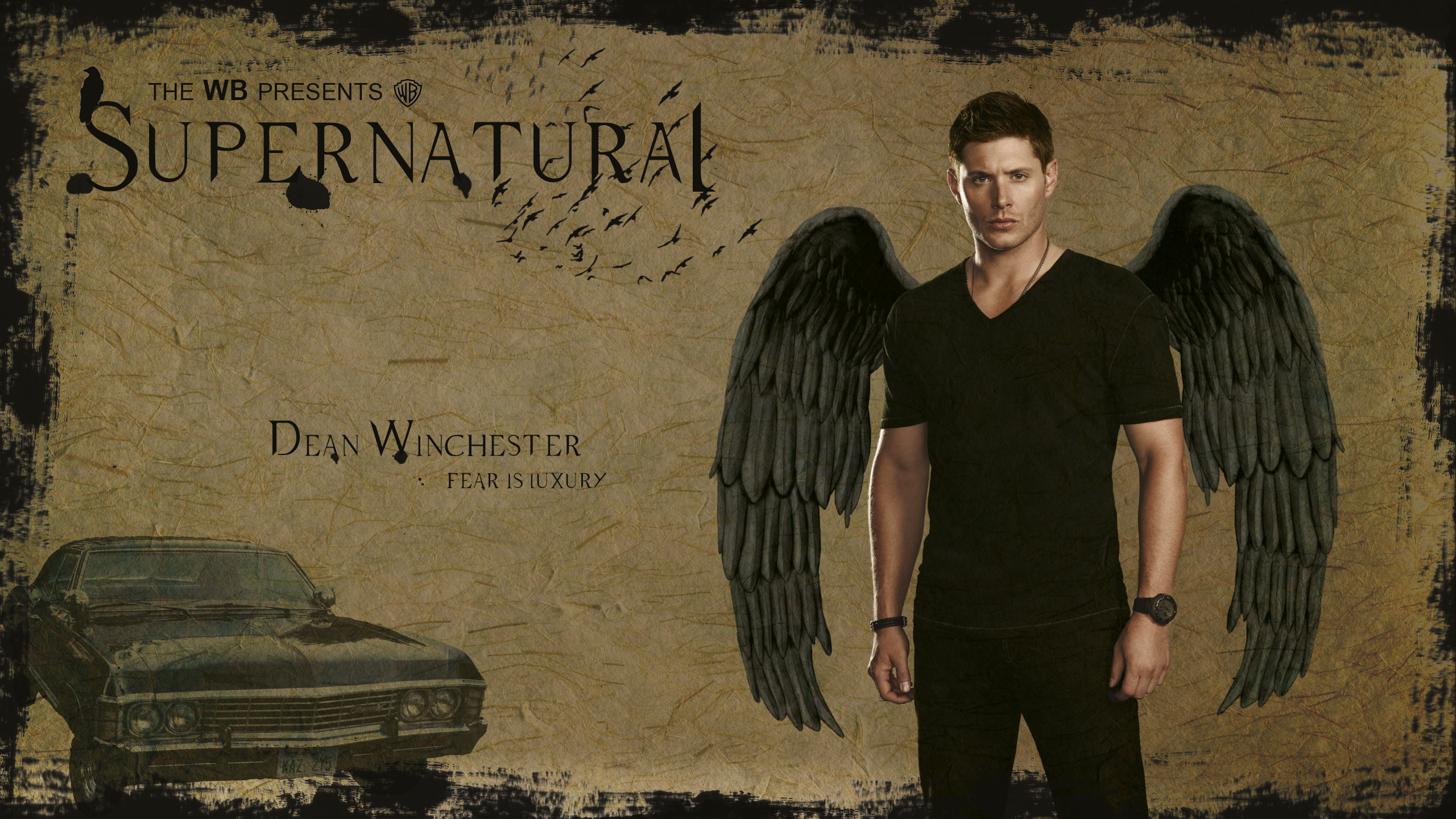 2560x1440 Supernatural Wallpaper by BeAware8 Supernatural Wallpaper by BeAware8