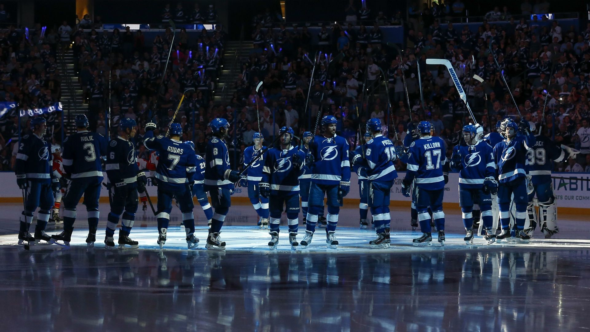 1920x1080 Tampa Bay Lightning Wallpapers Free by Darrell Allen #13