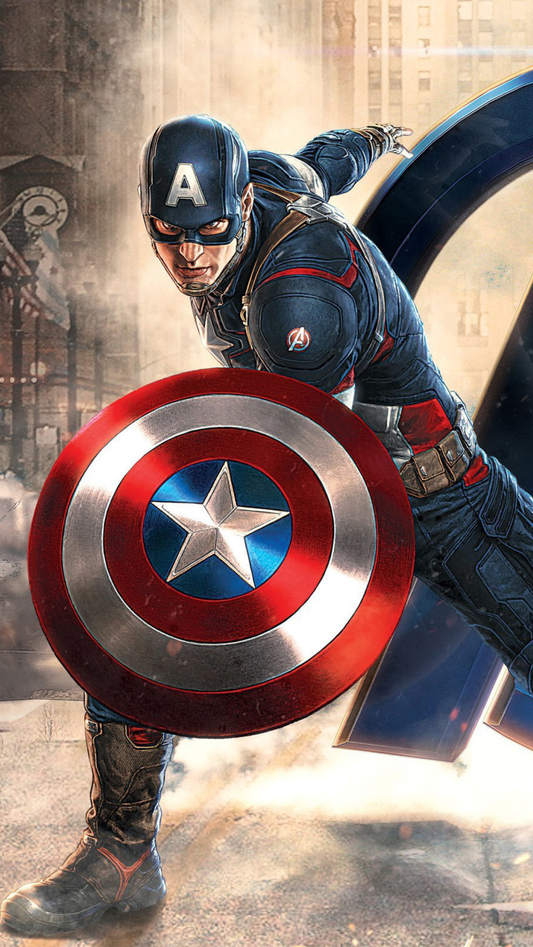 Captain America Iphone 6 Wallpaper 85 Images