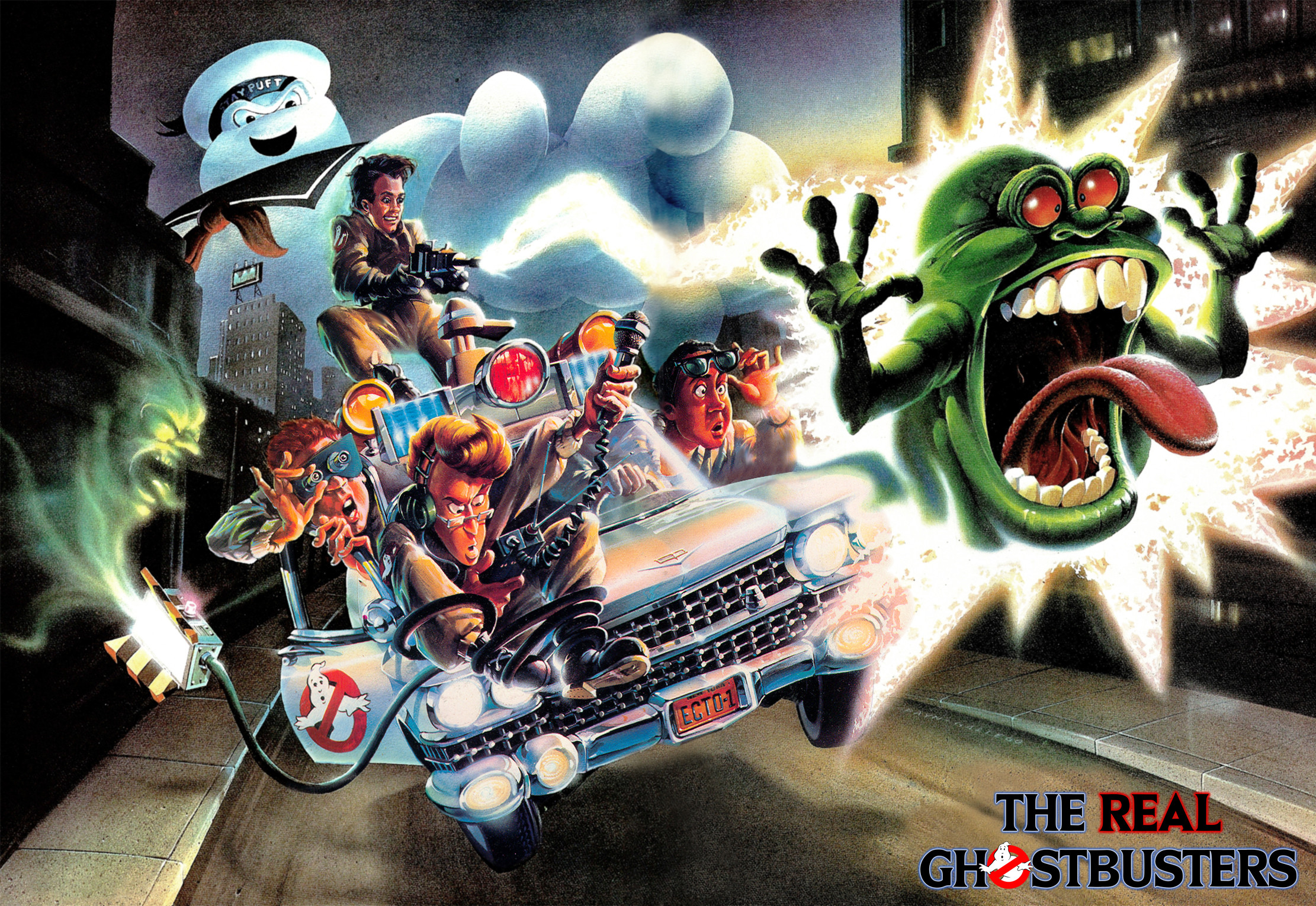 2222x1530 'Ghostbusters' Animated Movie Has a Director! - Bloody Disgusting!