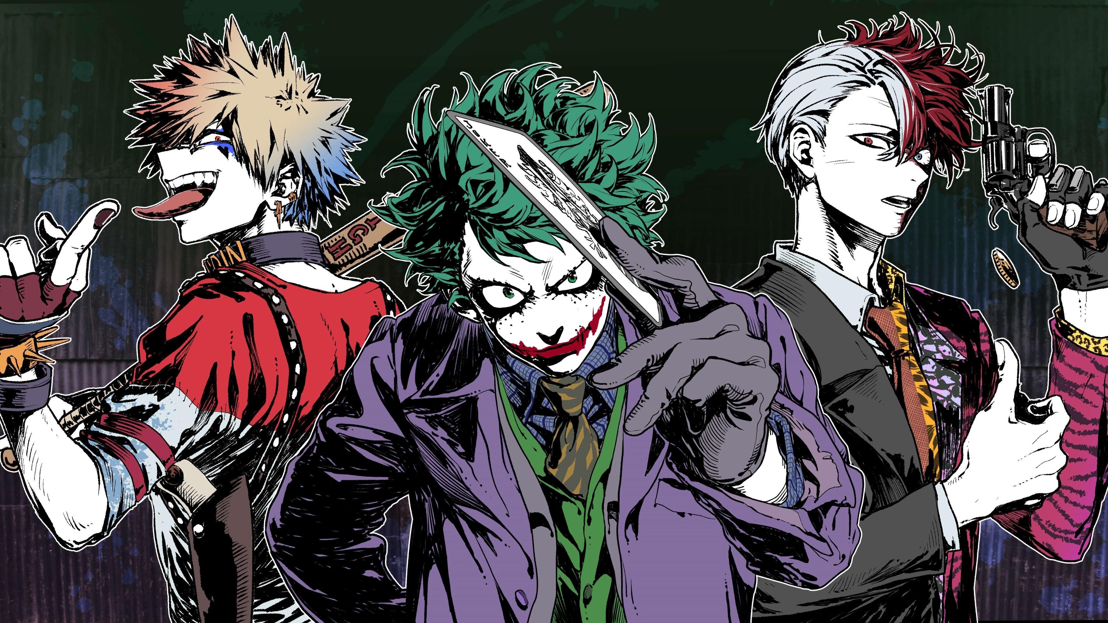 Boku No Hero Academia Wallpaper Losos
