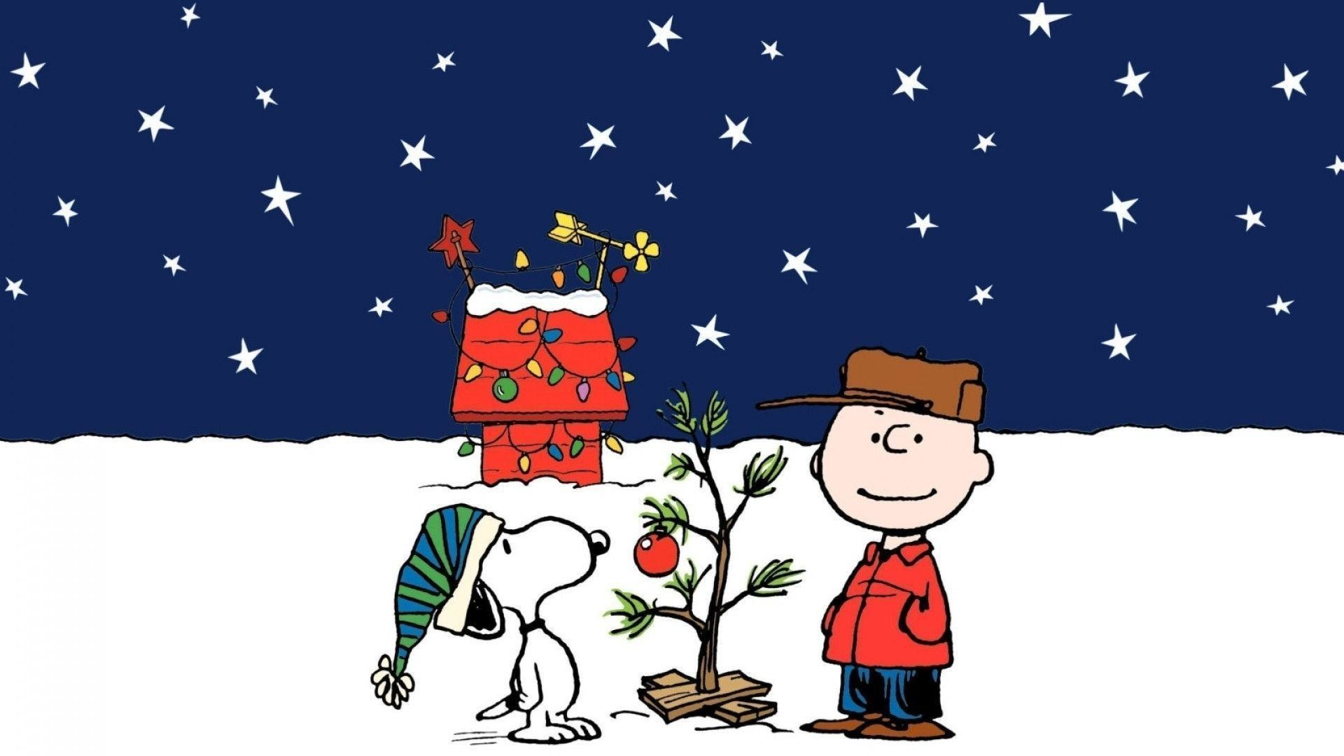 Snoopy Christmas Backgrounds (49+ images)