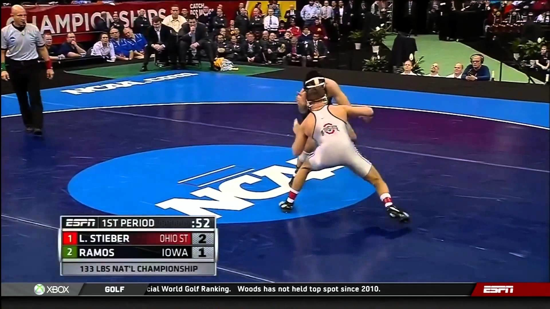 1920x1080 2013 NCAA Wrestling Highlights National Championships -Des Moines - YouTube