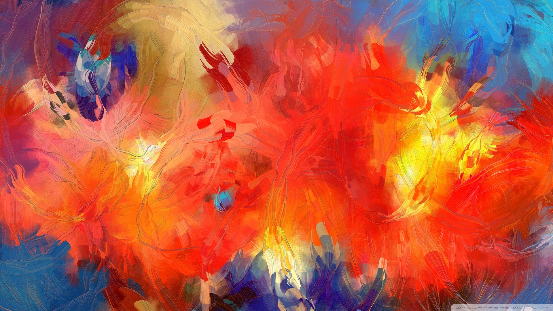 1920x1080 Famous Abstract Art Paintings Wallpaper Free Desktop