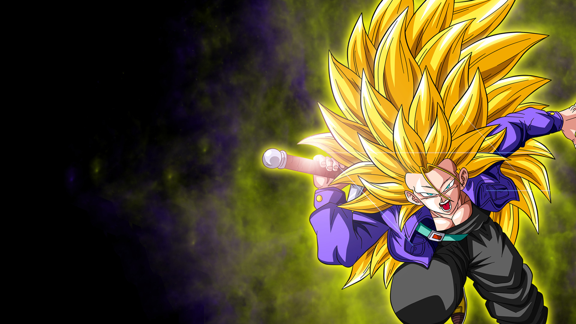 1920x1080 Wallpapers Super Saiyans Vs Freeza Myspace Backgrounds