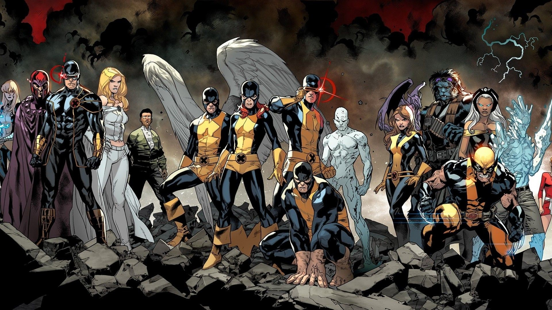 1920x1080 Collection Of X Men Wallpaper On HDWallpapers