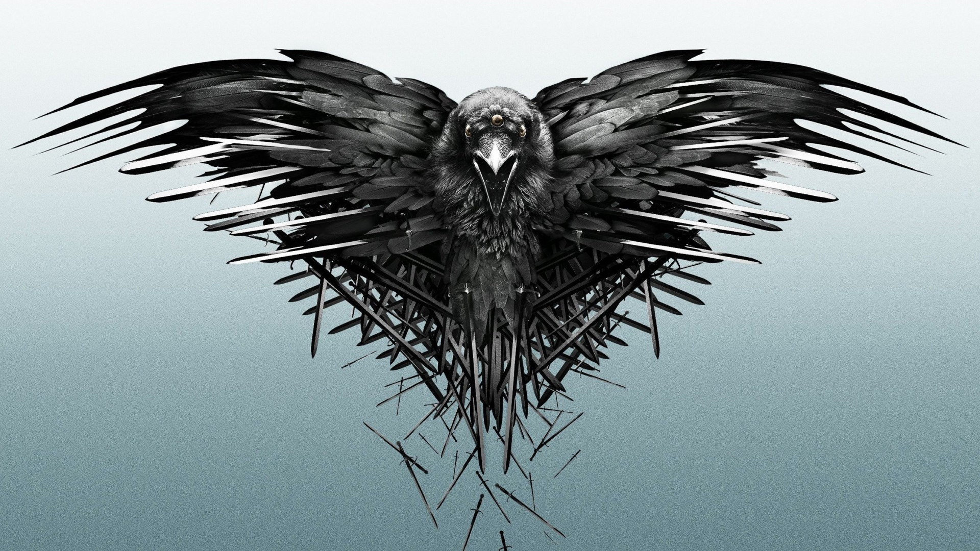 1920x1080  Wallpaper game of thrones, game, raven