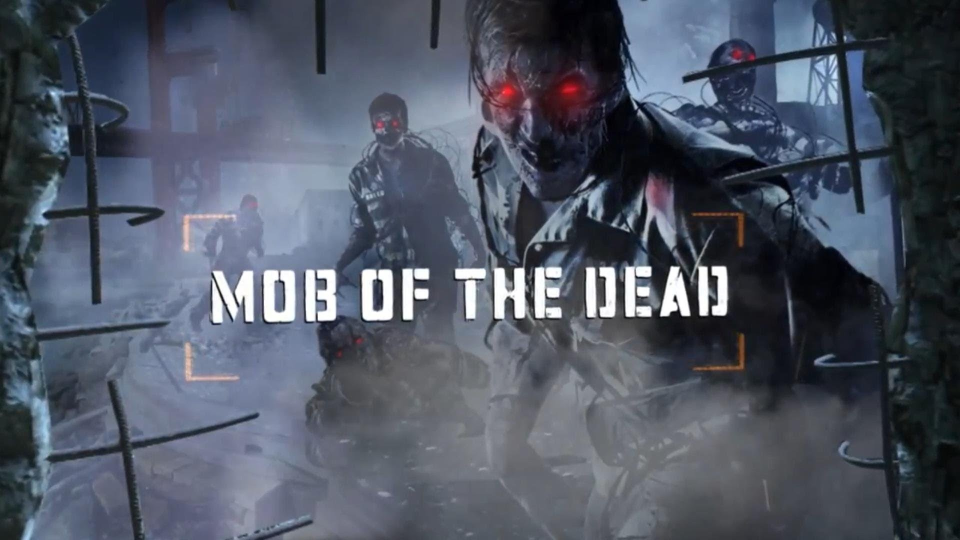 Mob Of The Dead Wallpaper 86 Images