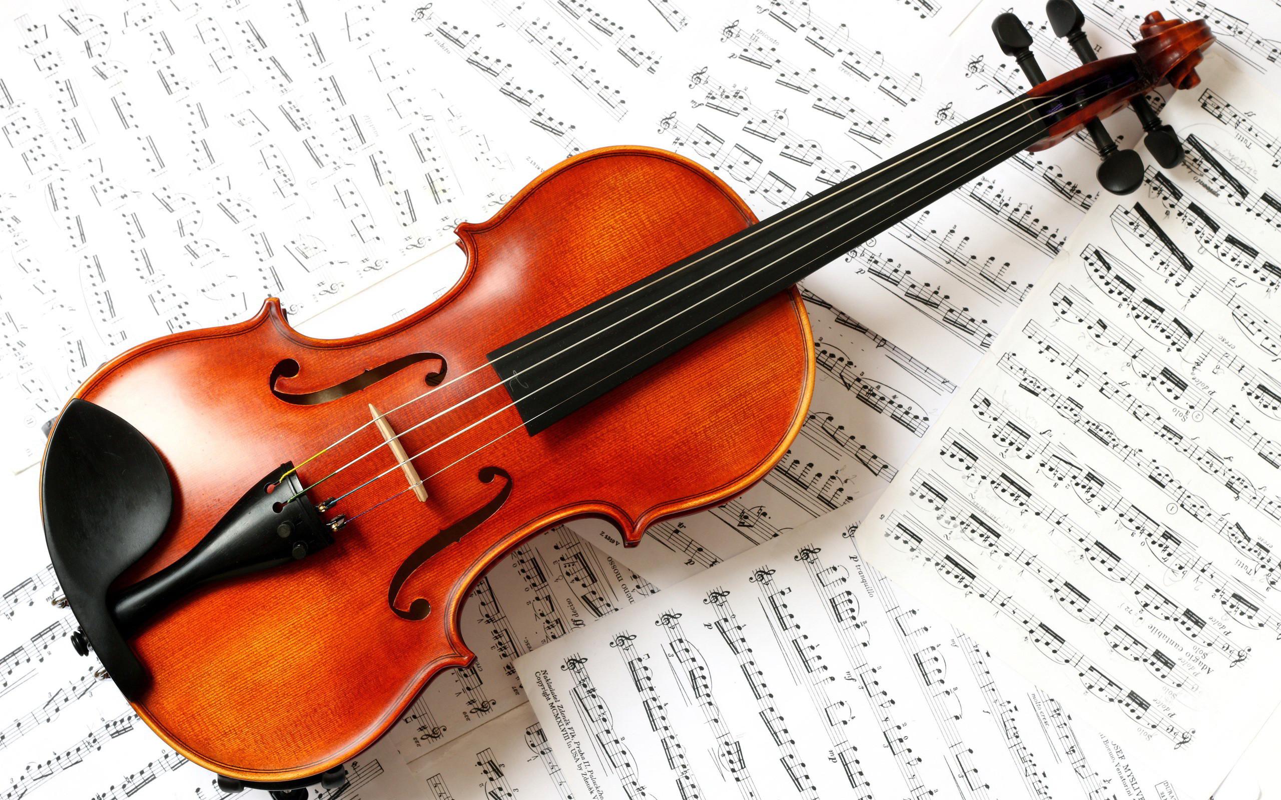Violin Wallpaper (69+ images)