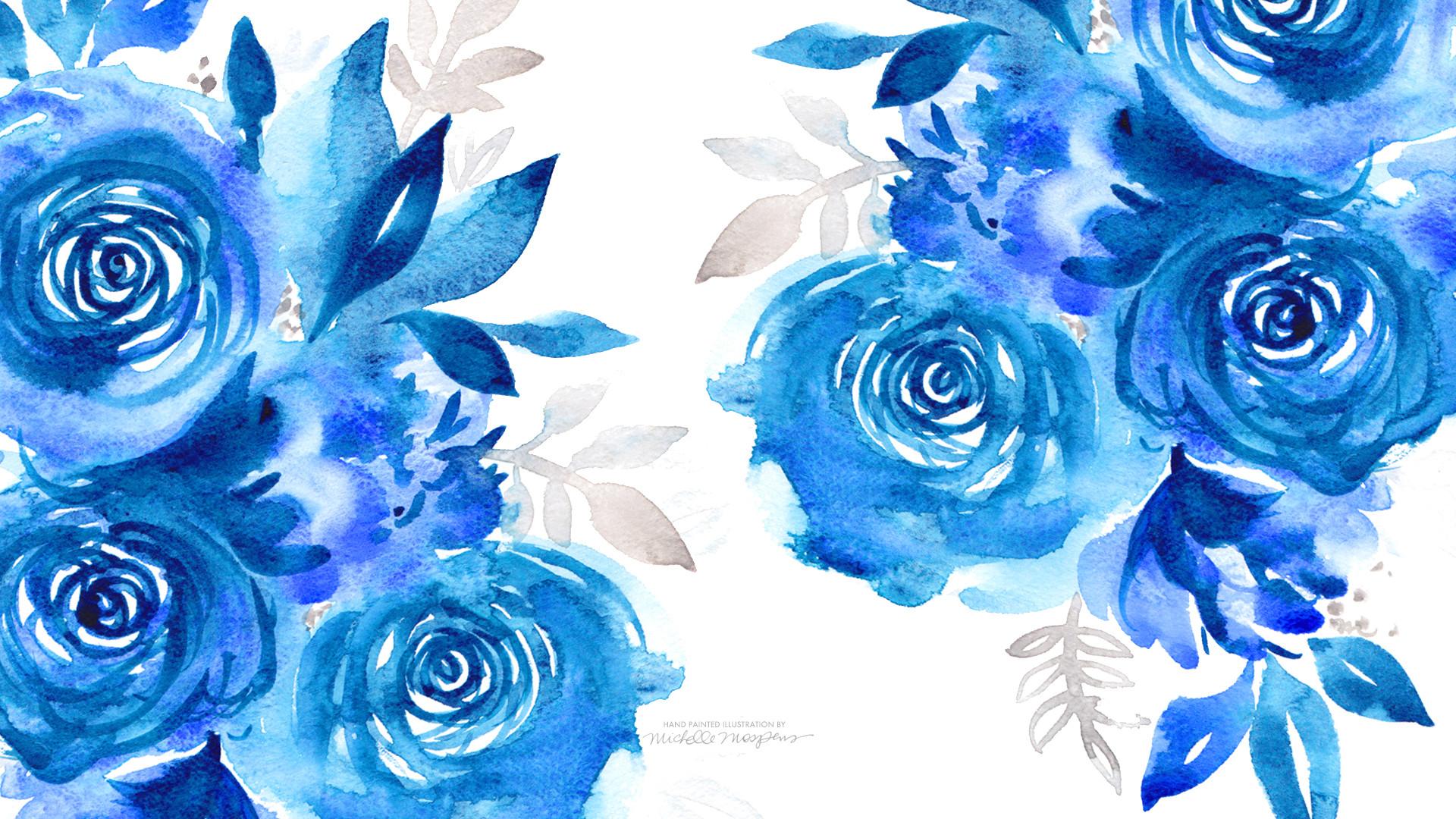 Watercolor Flowers Wallpaper (51+ images)