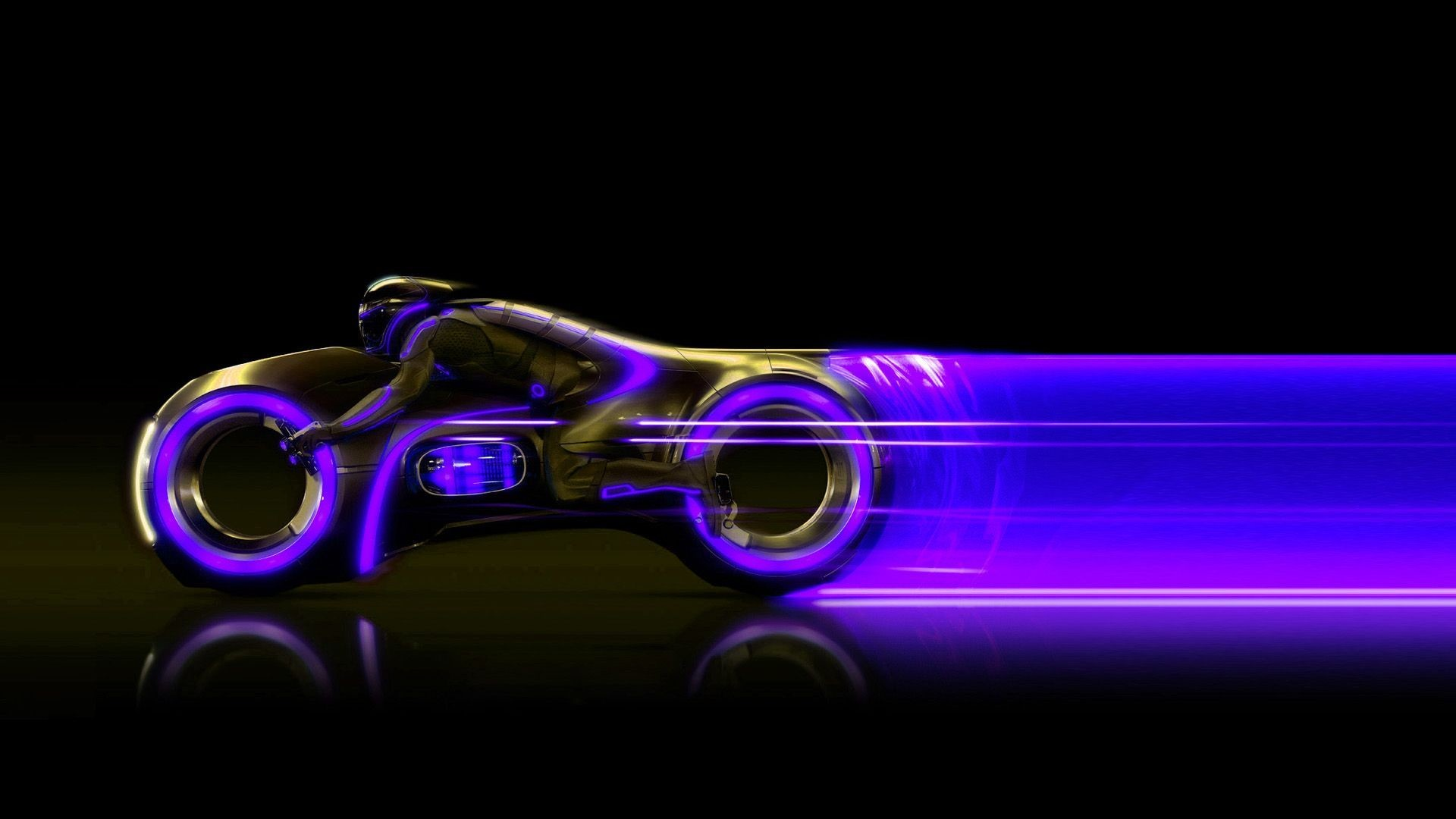 Wallpaper 3d Bike Tron Legacy Download: Tron Background (74+ Images