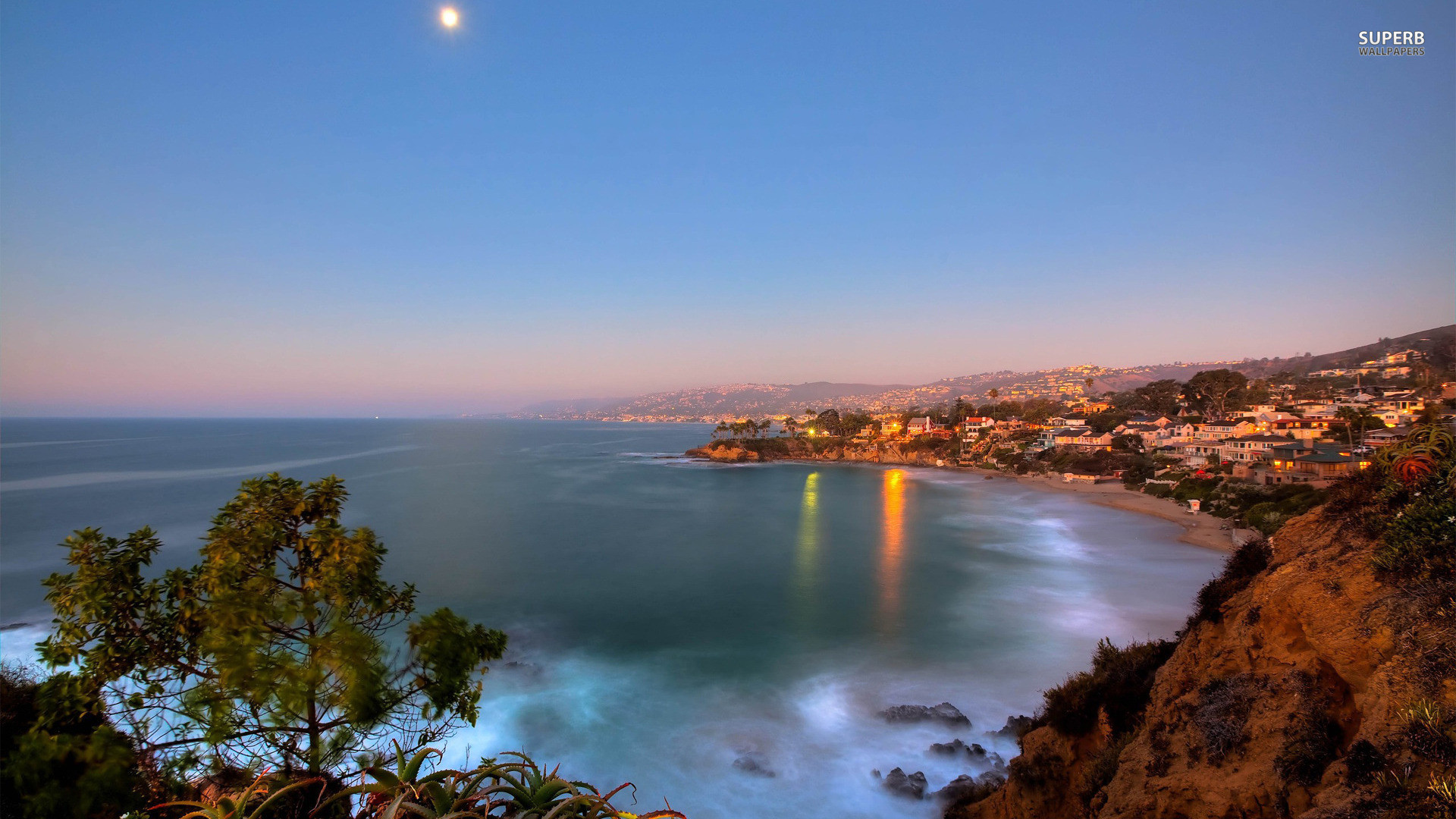 1920x1080 Laguna Beach Wallpaper | Beach Wallpapers
