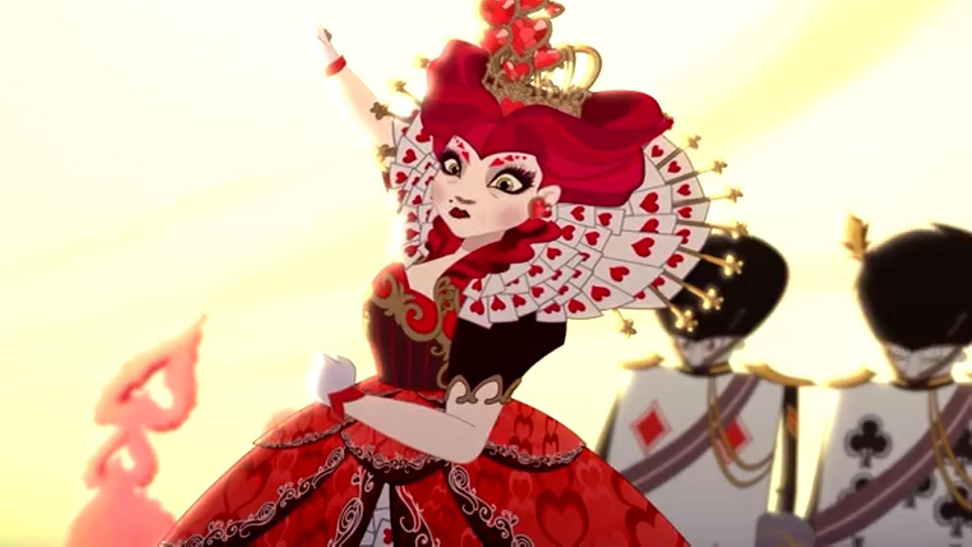 Queen of Hearts Wallpaper (64+ images)