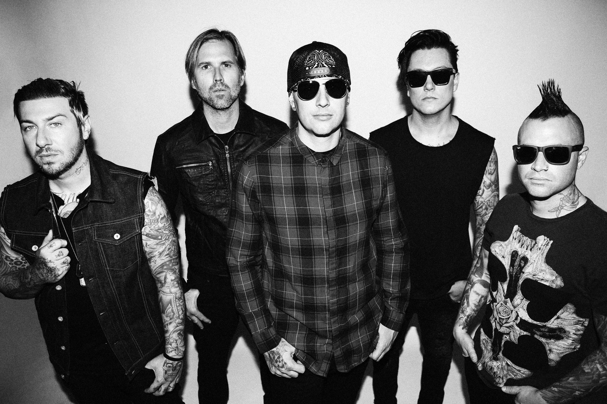 2048x1363 Avenged Sevenfold Announce Special Headline Shows - This Addiction Magazine