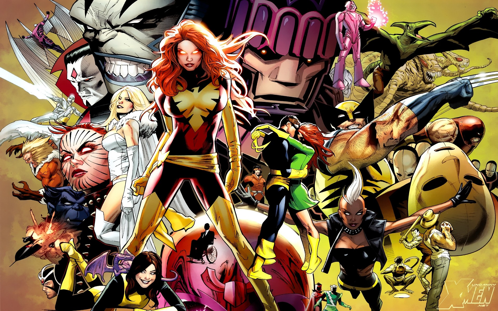 1920x1200 With The X-Men &- Fantastic Four, Marvel Comics Is Not Marvel Licensing