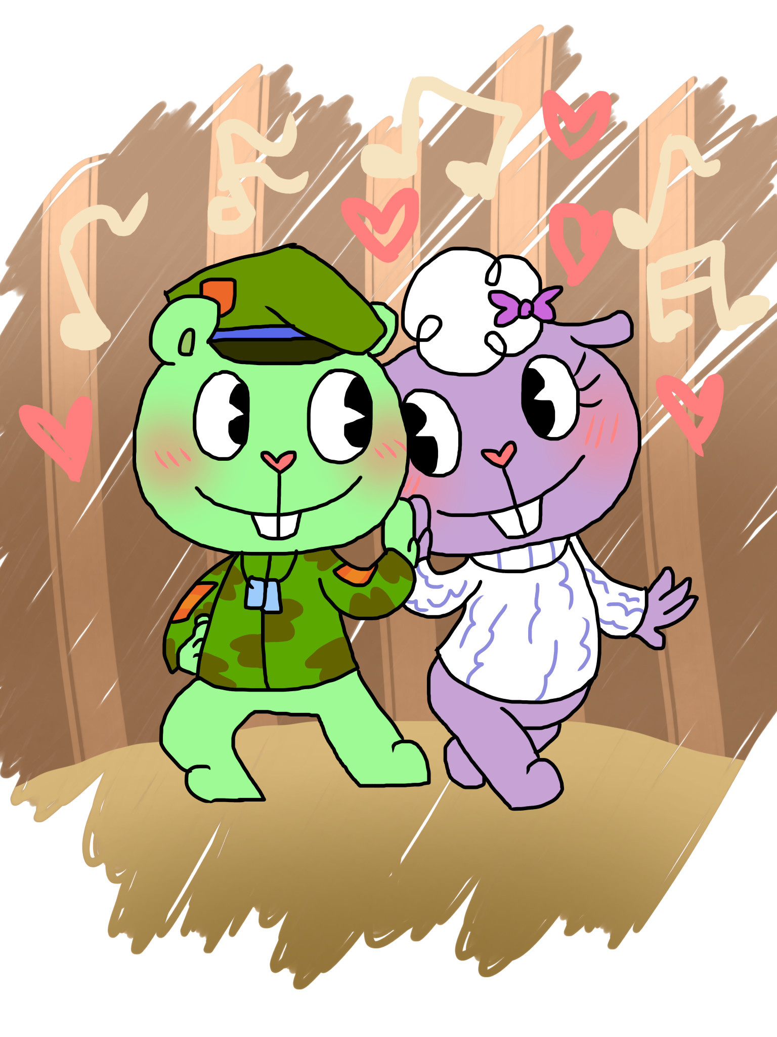 1536x2048 1920x1080 Happy Tree Friends: Complete Disaster Wallpapers