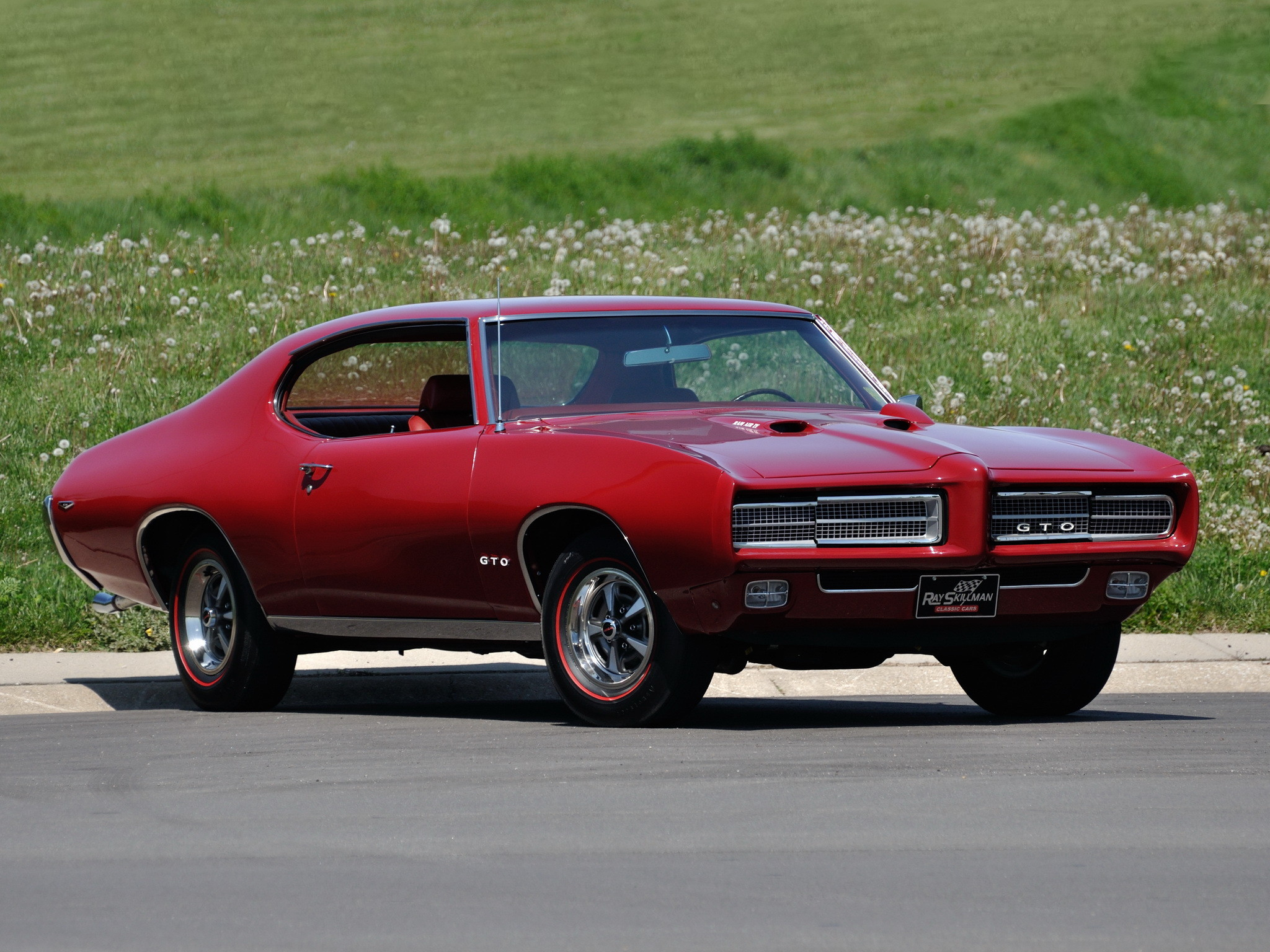 2048x1536 Reliable car Pontiac GTO 1969 wallpapers and images - wallpapers, pictures,  photos