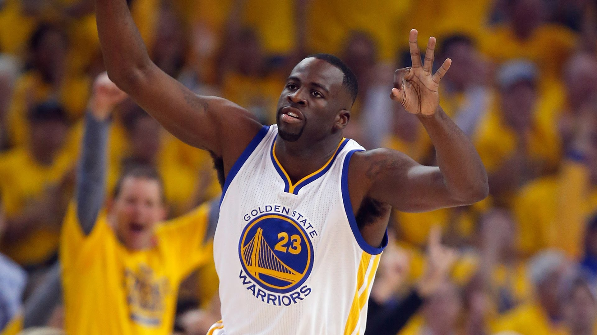 1920x1080 Warriors Draymond Green not backing down on Cleveland - Movie TV Tech Geeks  News