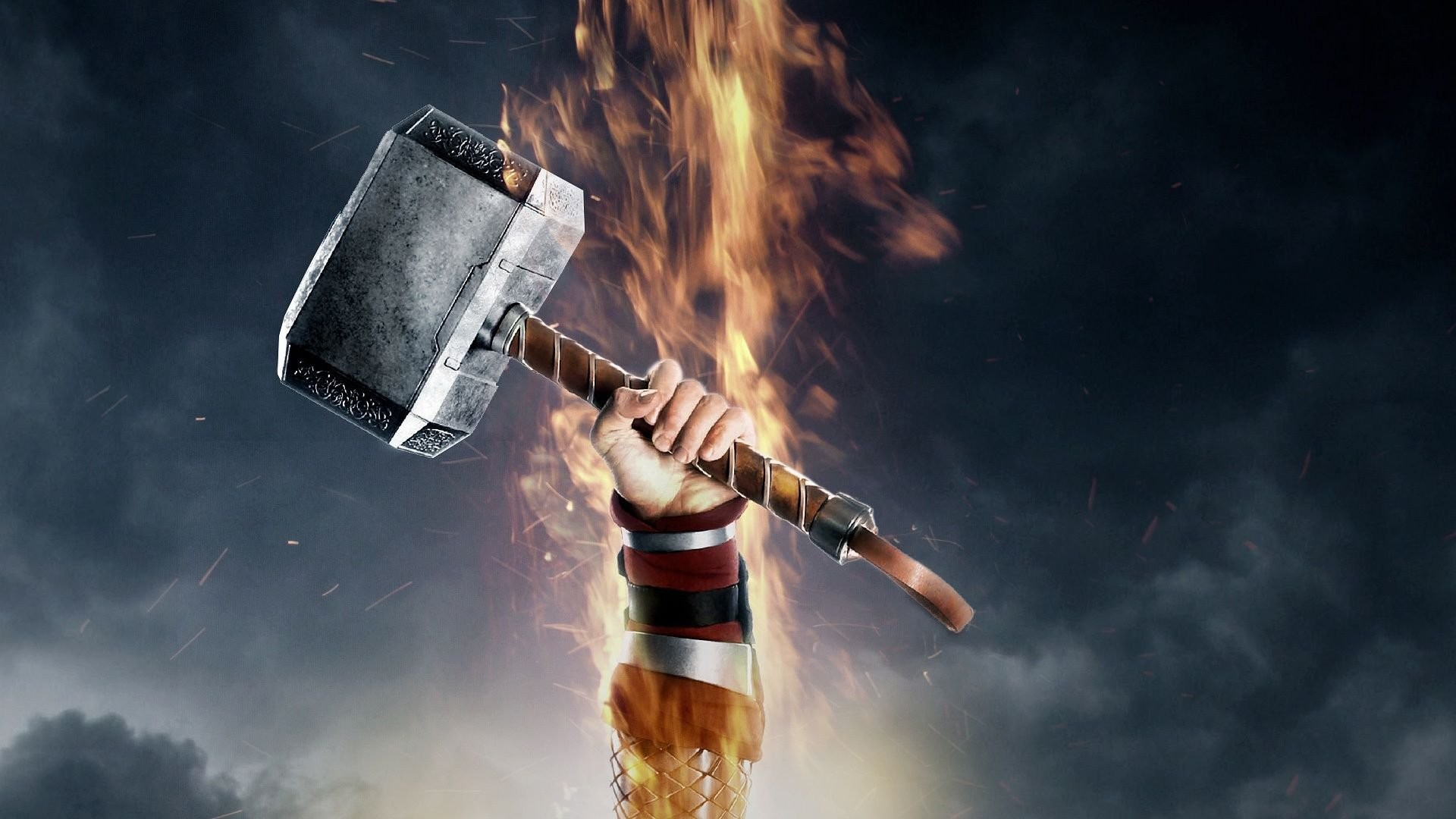 1920x1080 Search Results For Thor Hammer Hd Wallpapers Adorable