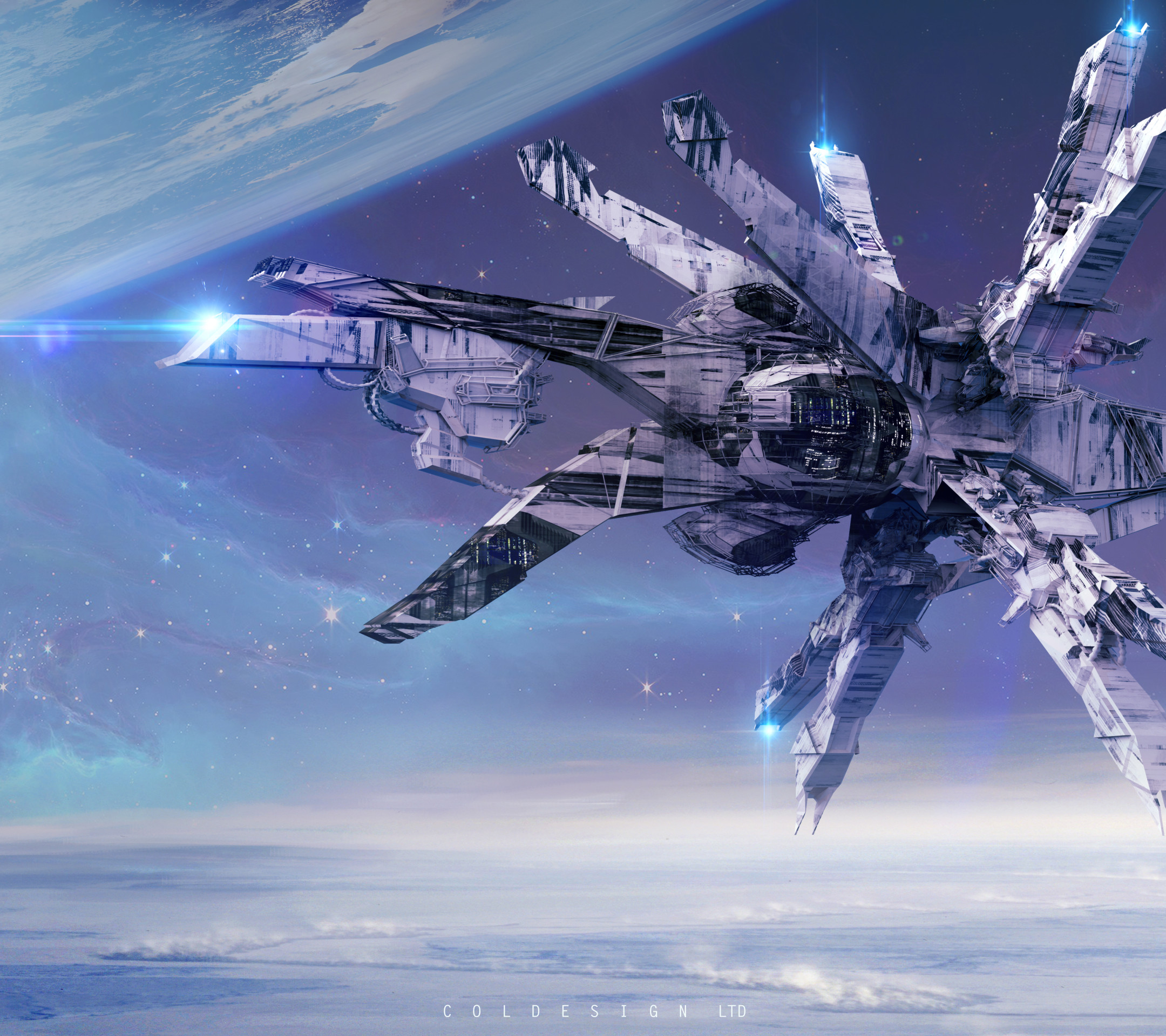 Sci Fi Spaceship Wallpaper (81+ images)
