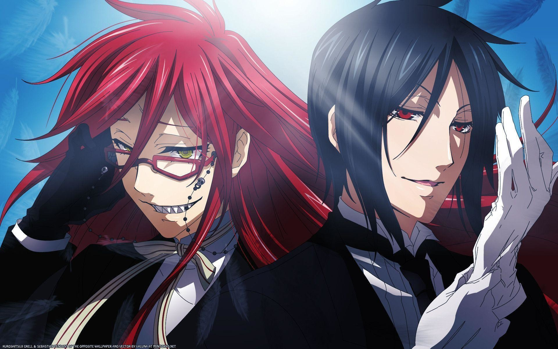 1920x1200 Images For > Grell Sutcliff Wallpaper