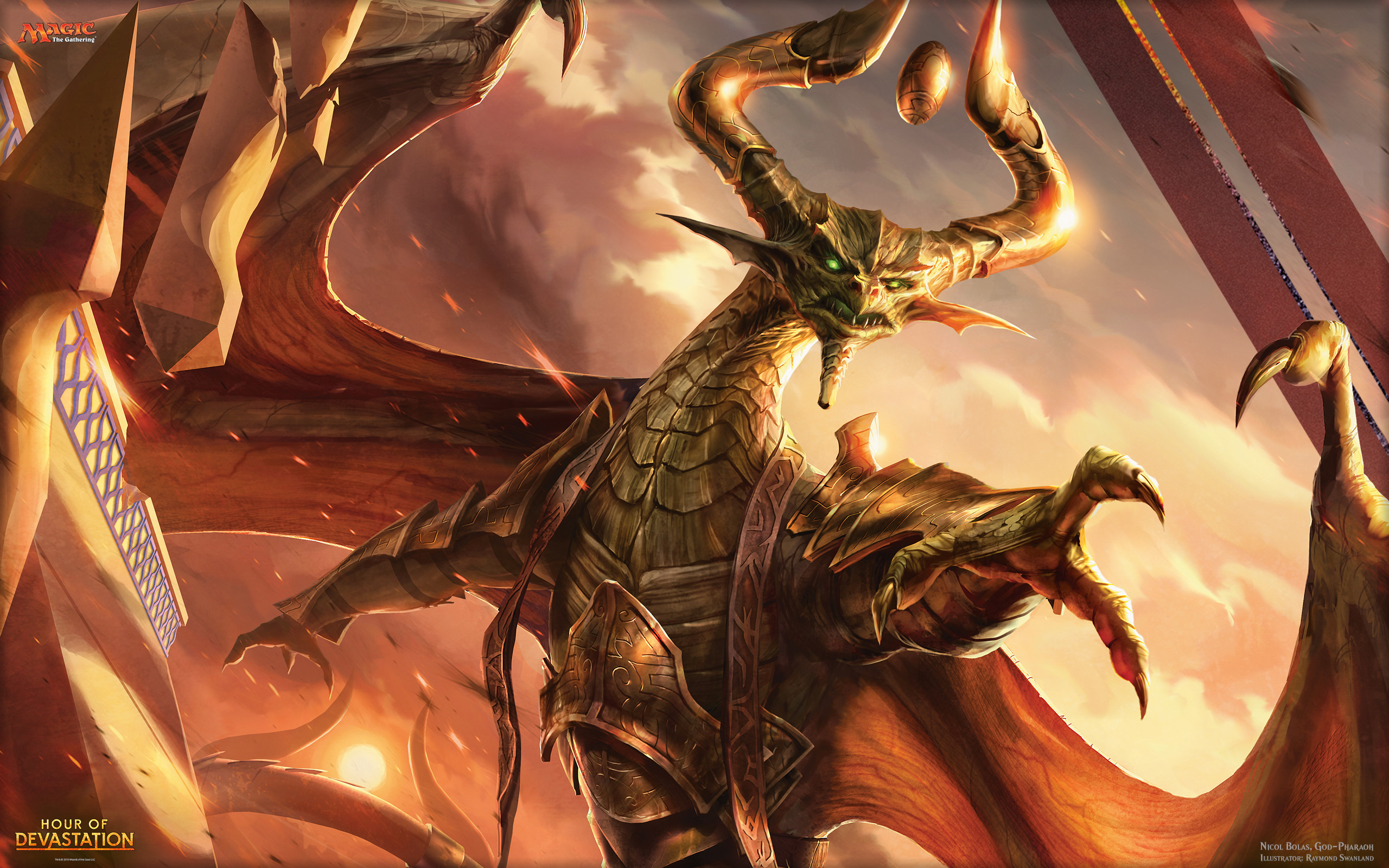 Nicol Bolas Wallpaper 78 Images