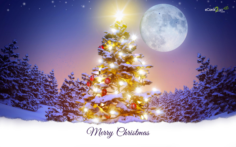 Christmas Desktop Backgrounds (60+ images)
