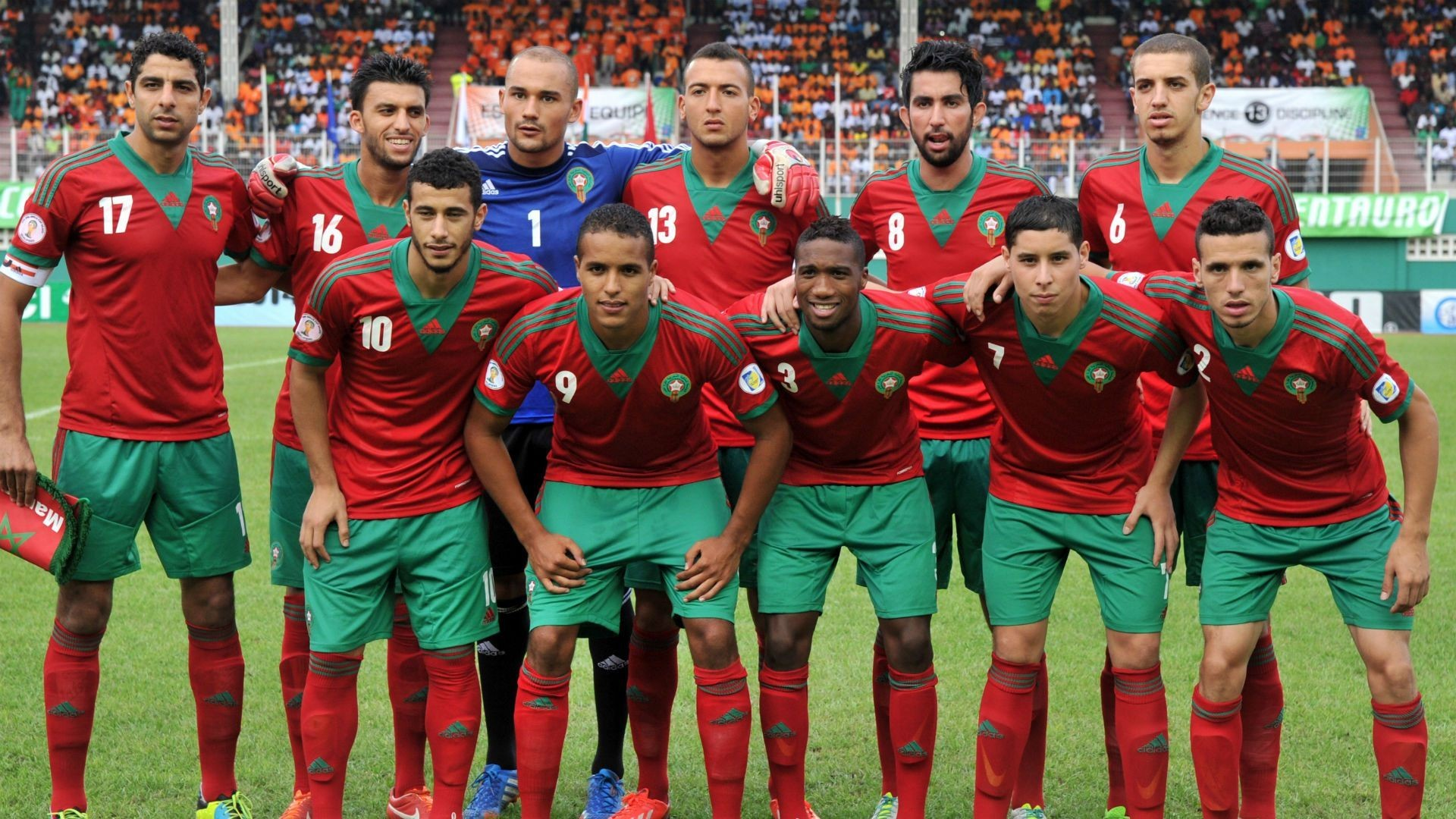 1920x1080 AFCON 2017 Team in Focus: Morocco -