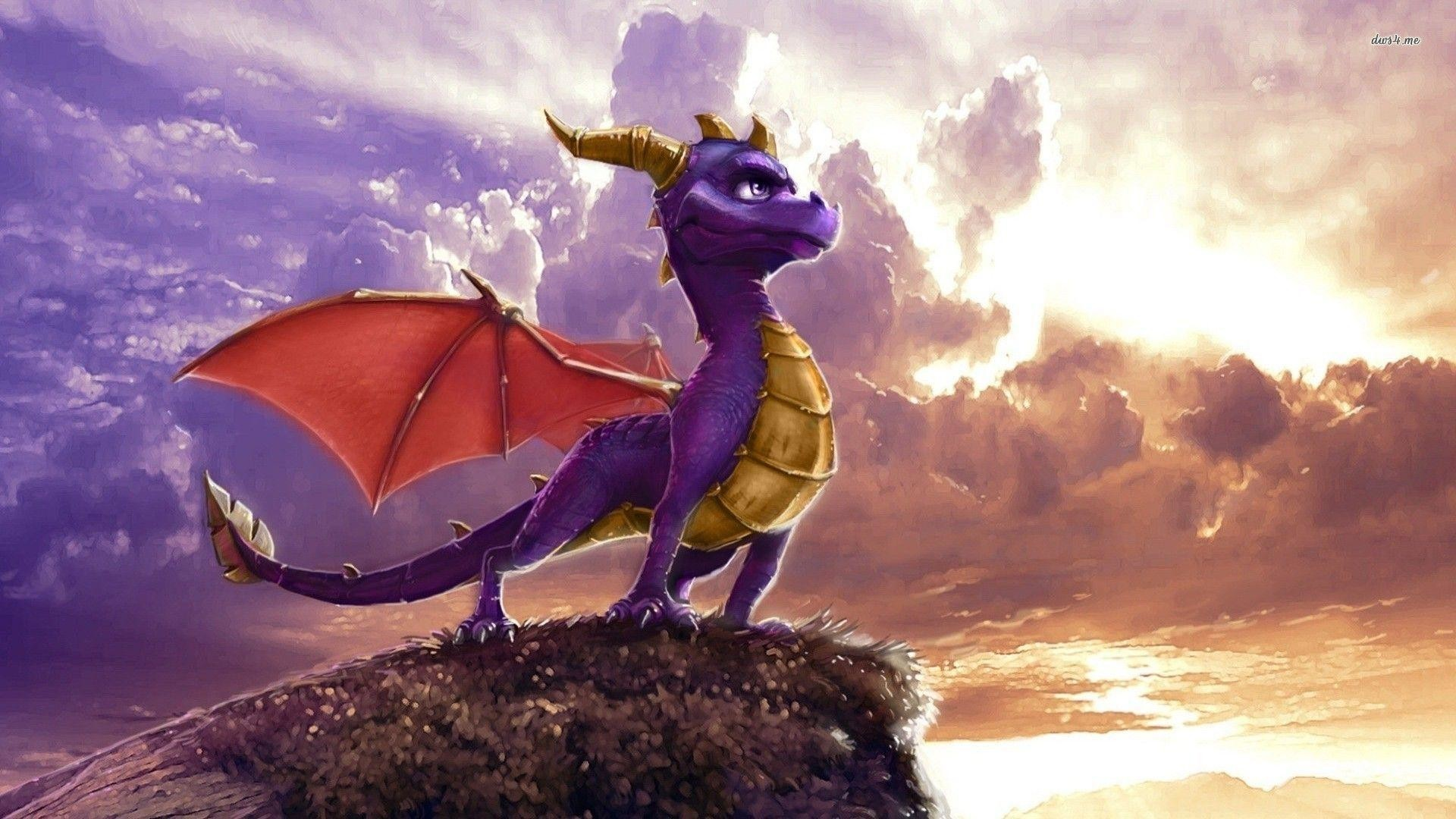 Spyro The Dragon Wallpaper 68 Images