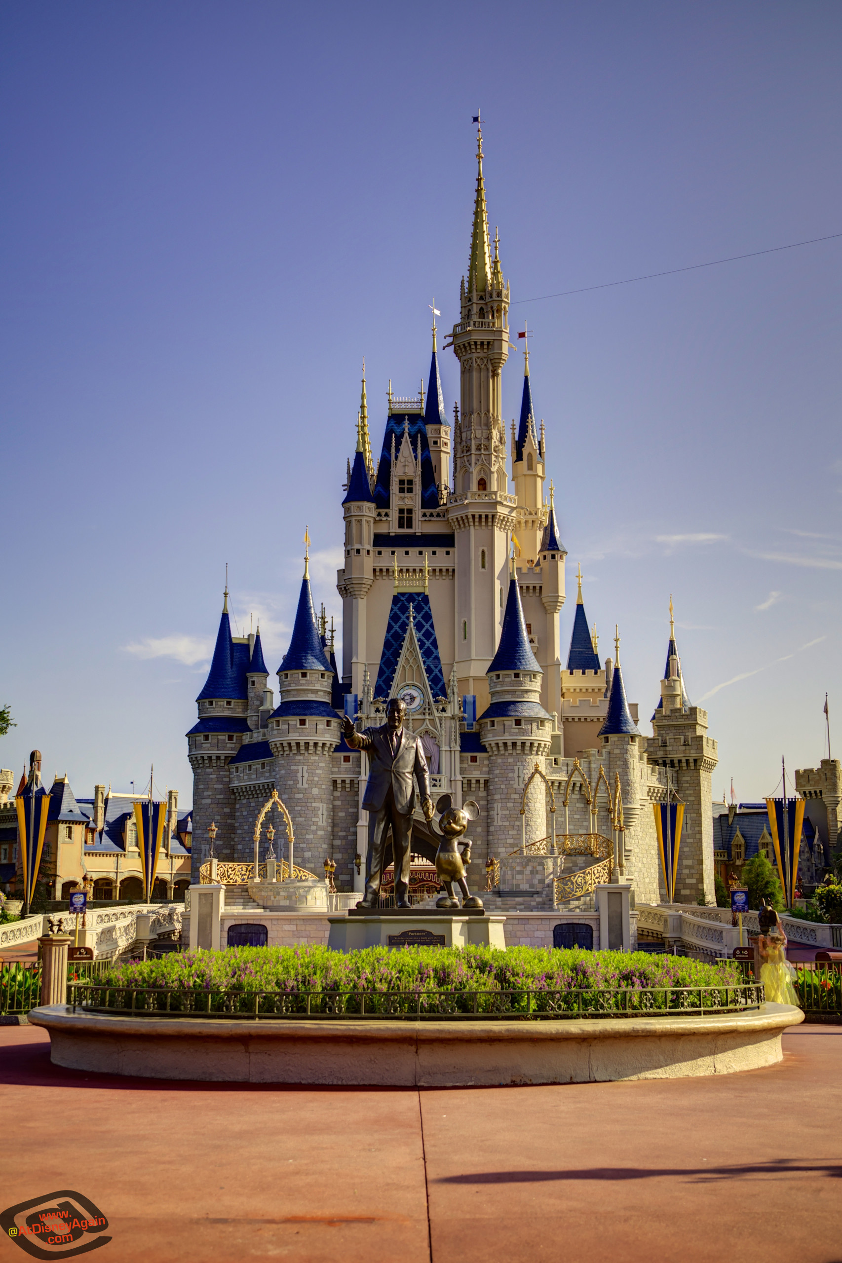 1706x2560 Cinderella Castle Wallpapers | At Disney Again