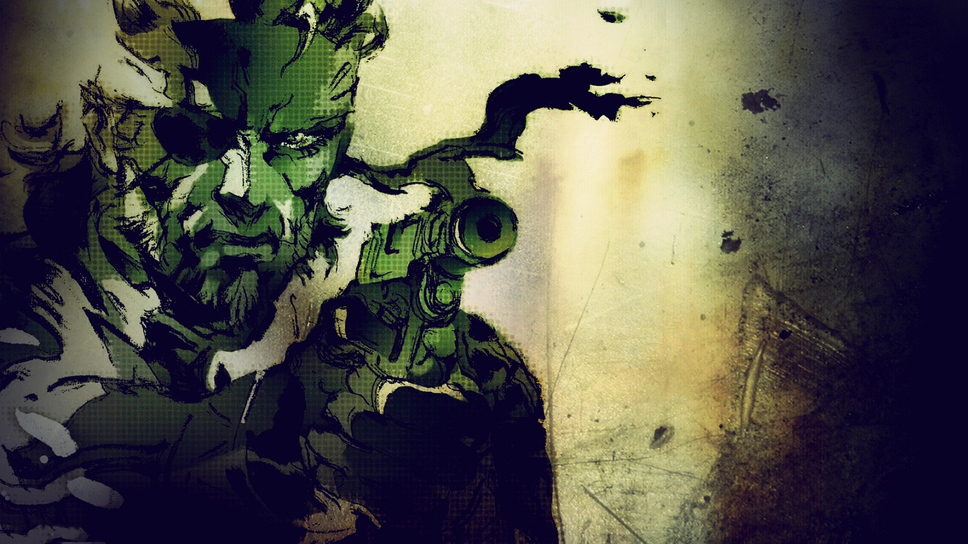 Metal Gear Solid 3 Wallpaper 1920x1080 73 Images