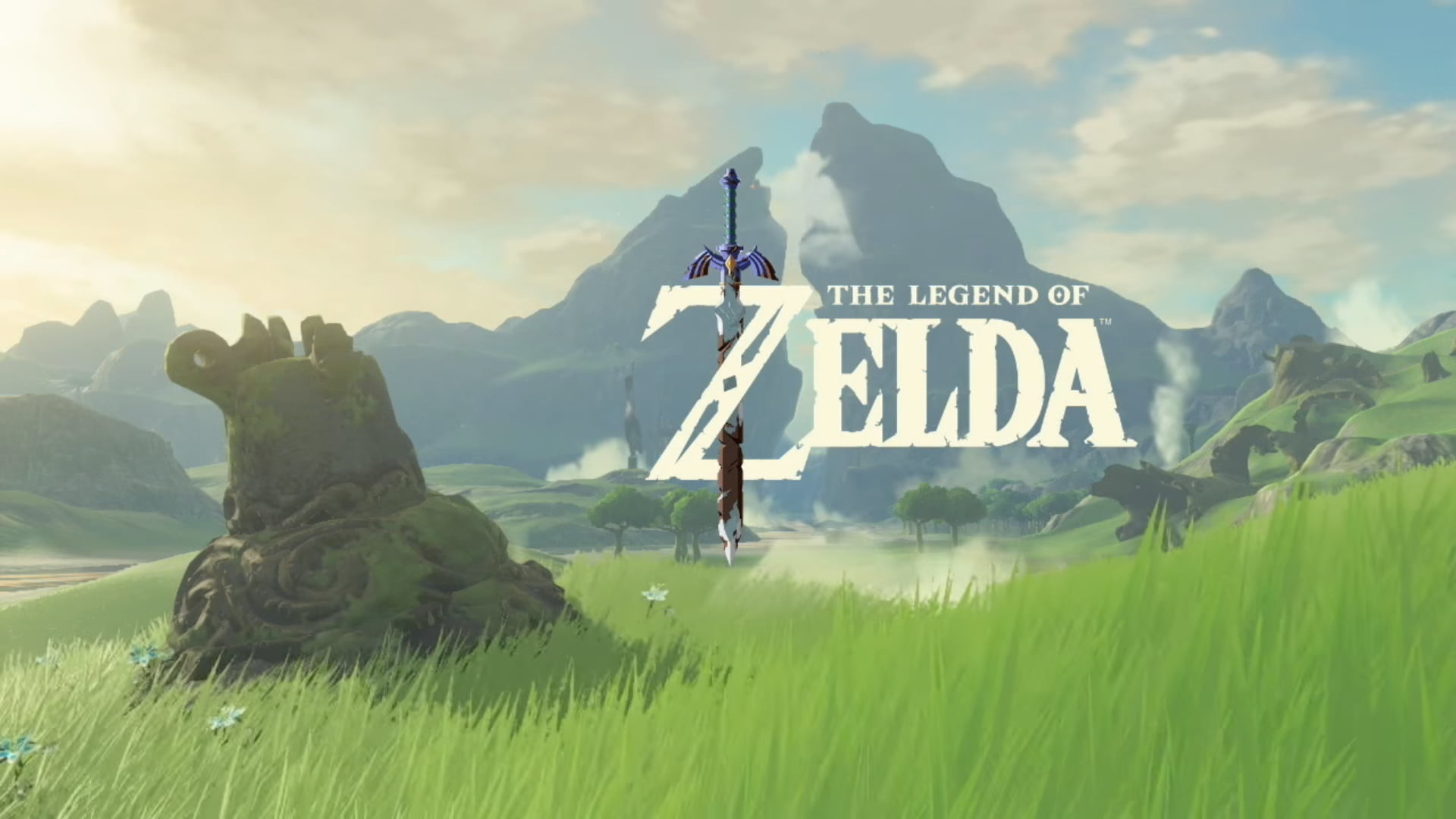 1920x1080 The Legend of Zelda poster, The Legend of Zelda, The Legend of Zelda: