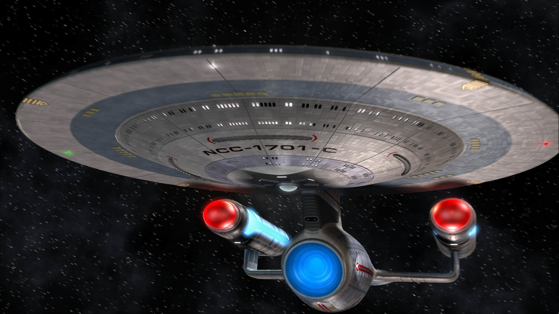 1920x1080 Enterprise NCC-1701-C
